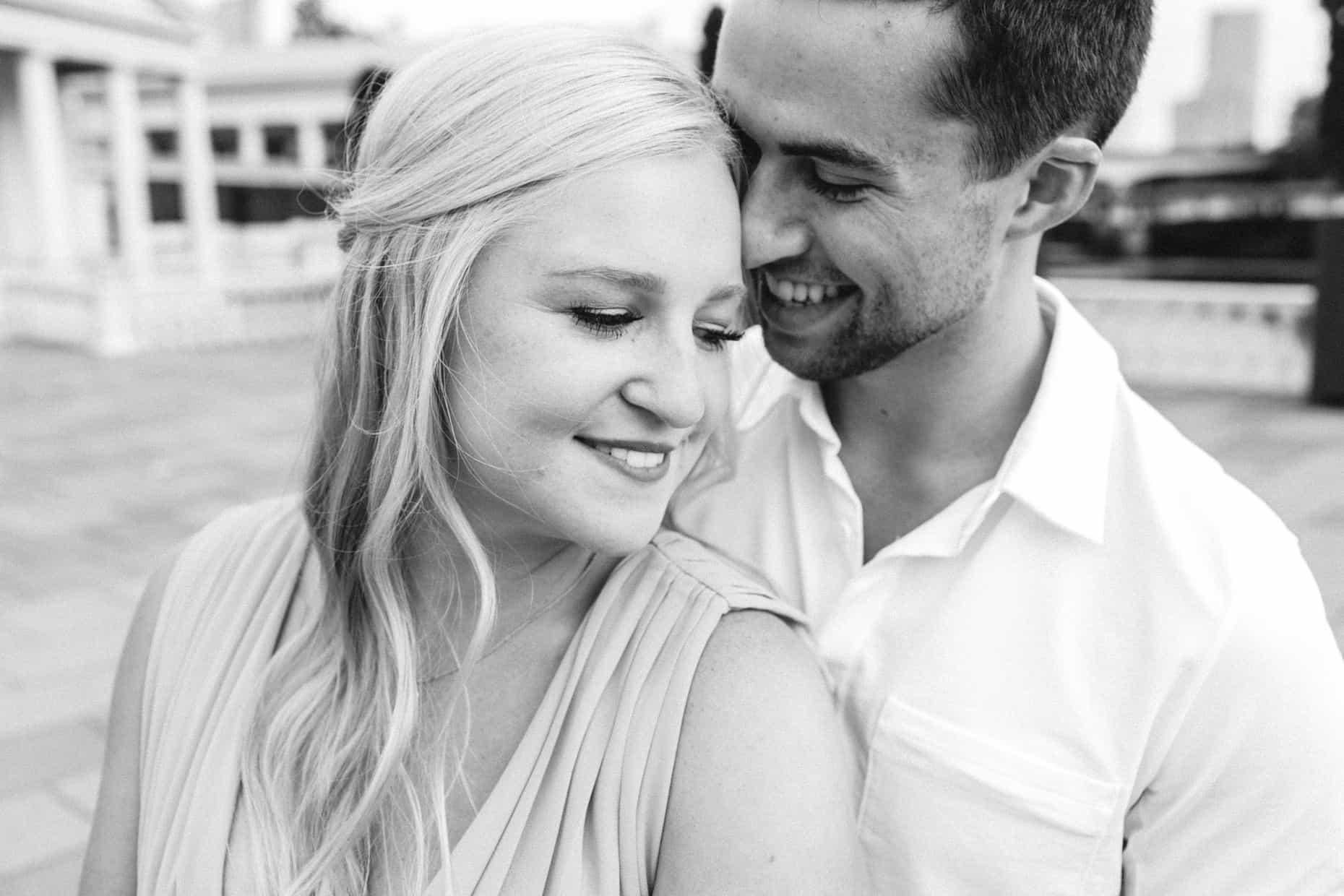 Engagement Photographers Waterworks Philadelphia
