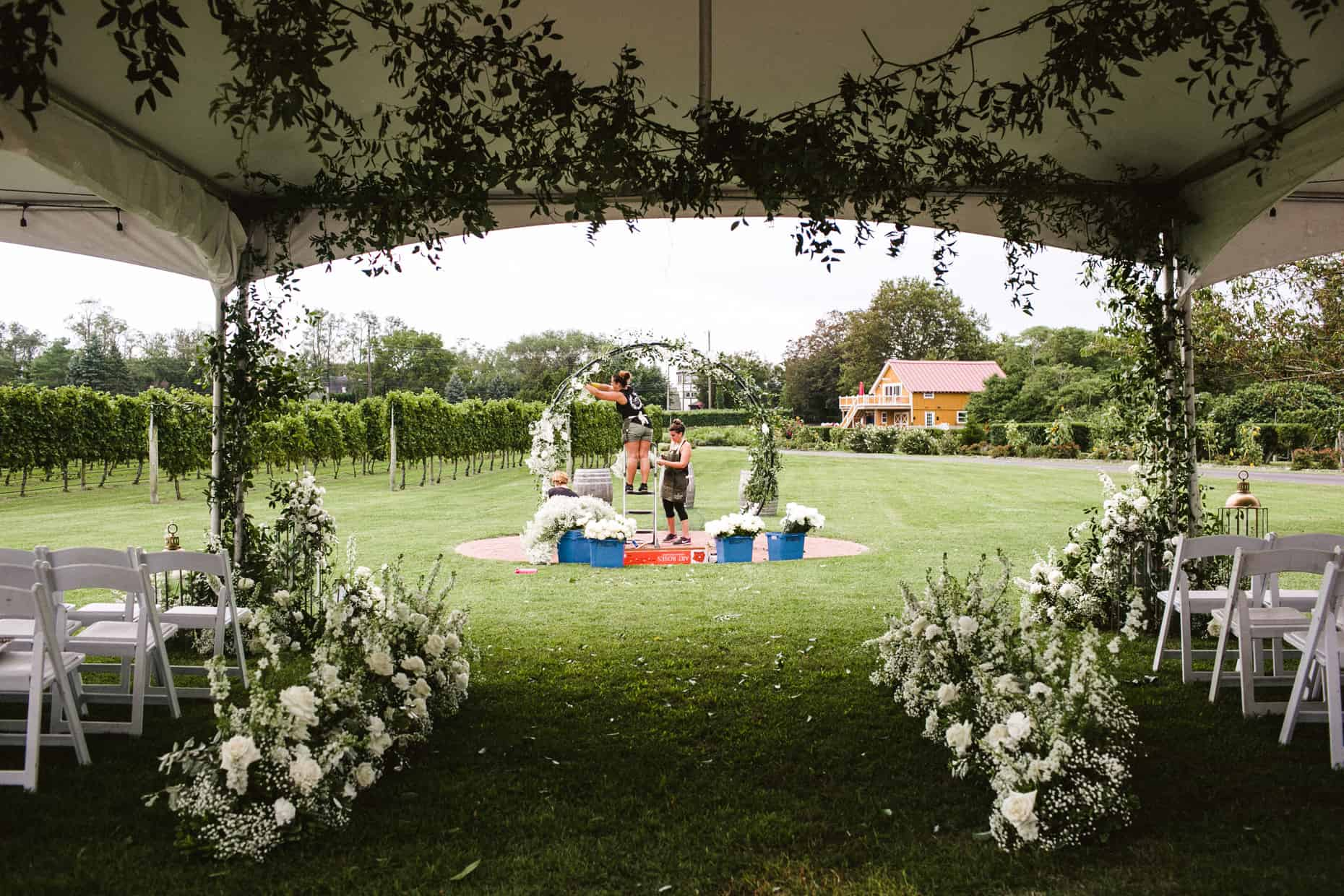 Willow Creek Wedding Photos
