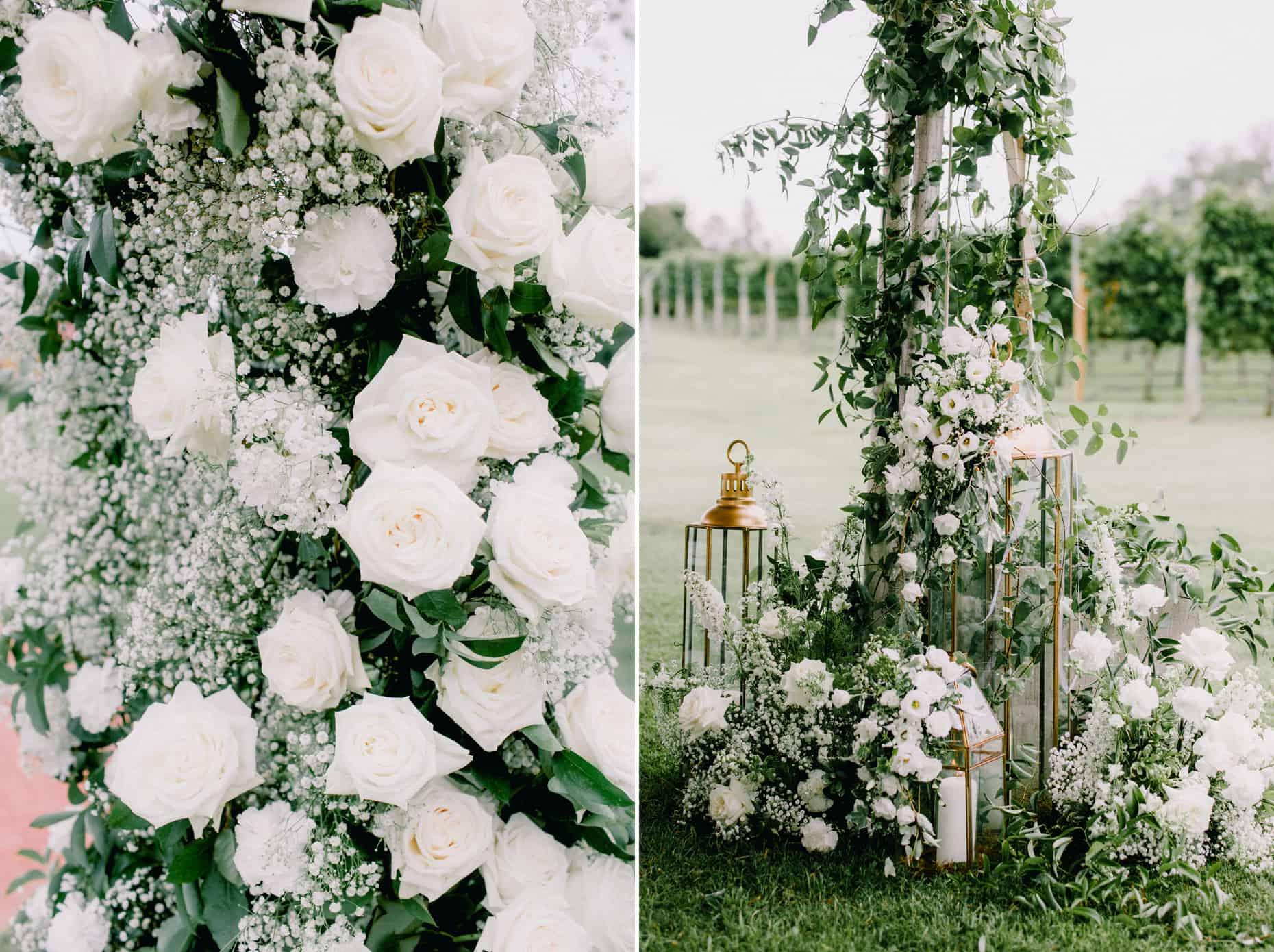 Weddings a garden party
