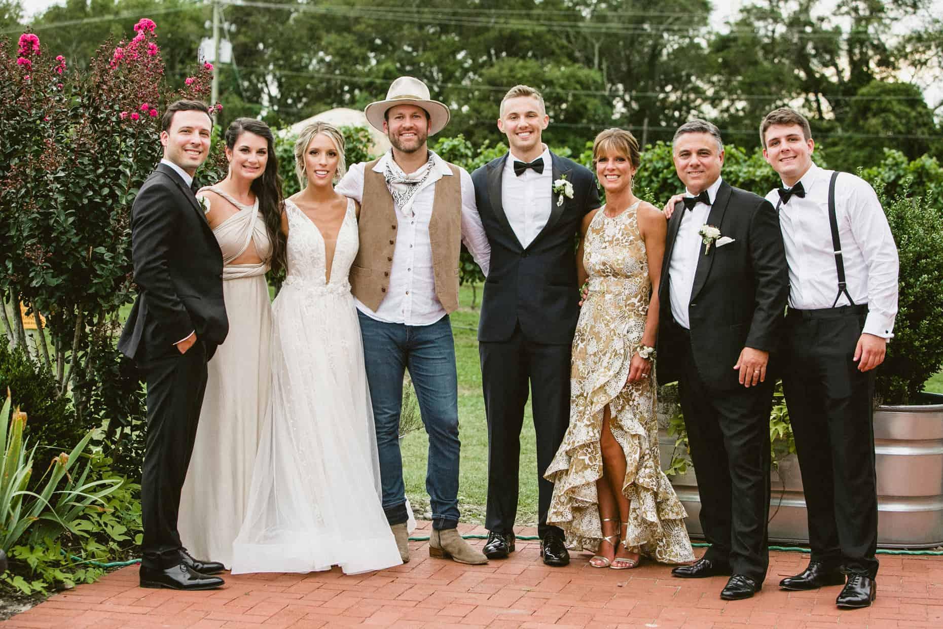 Cape May Wedding Drake White