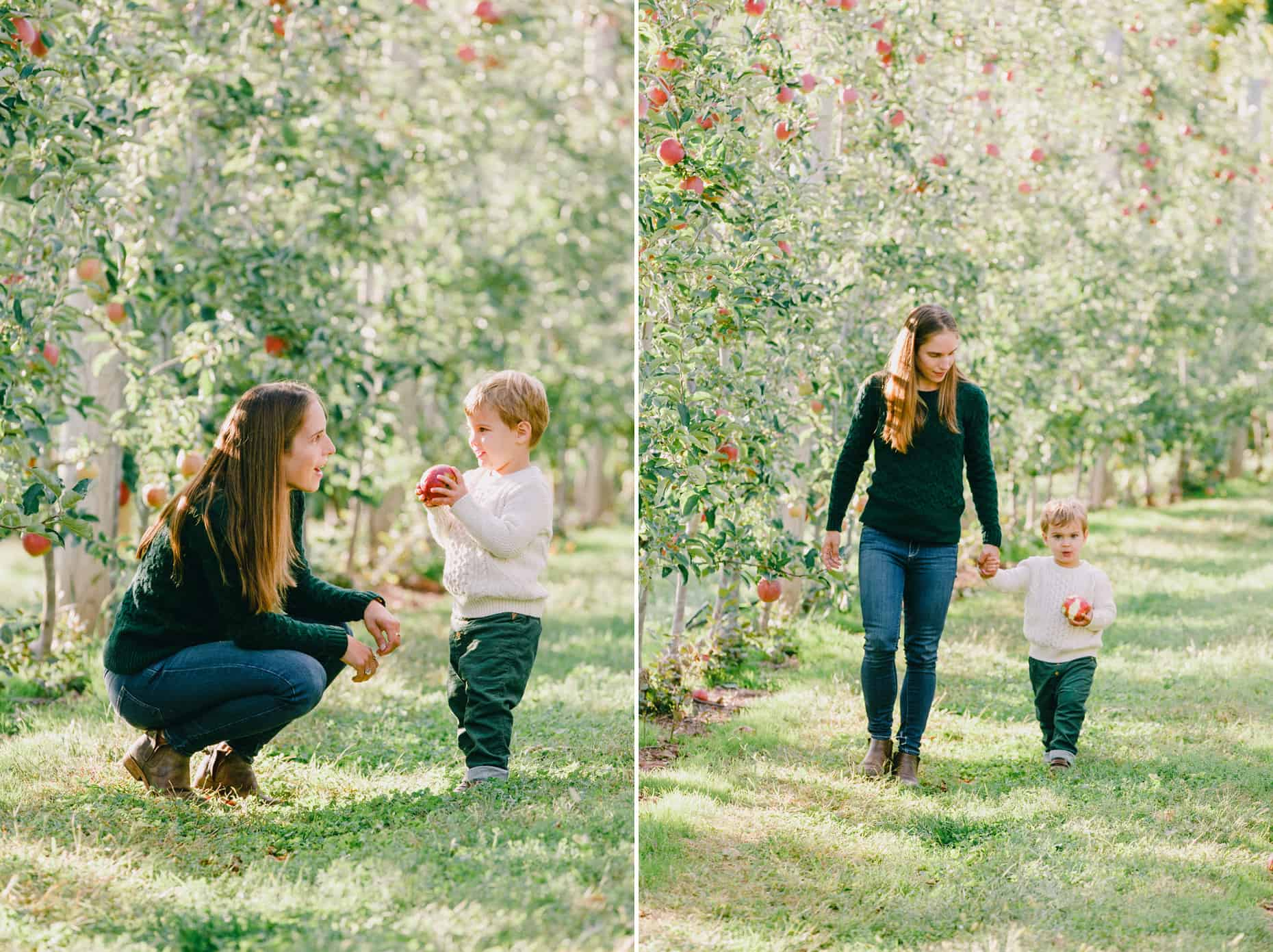 Fall Family Photos New Jersey