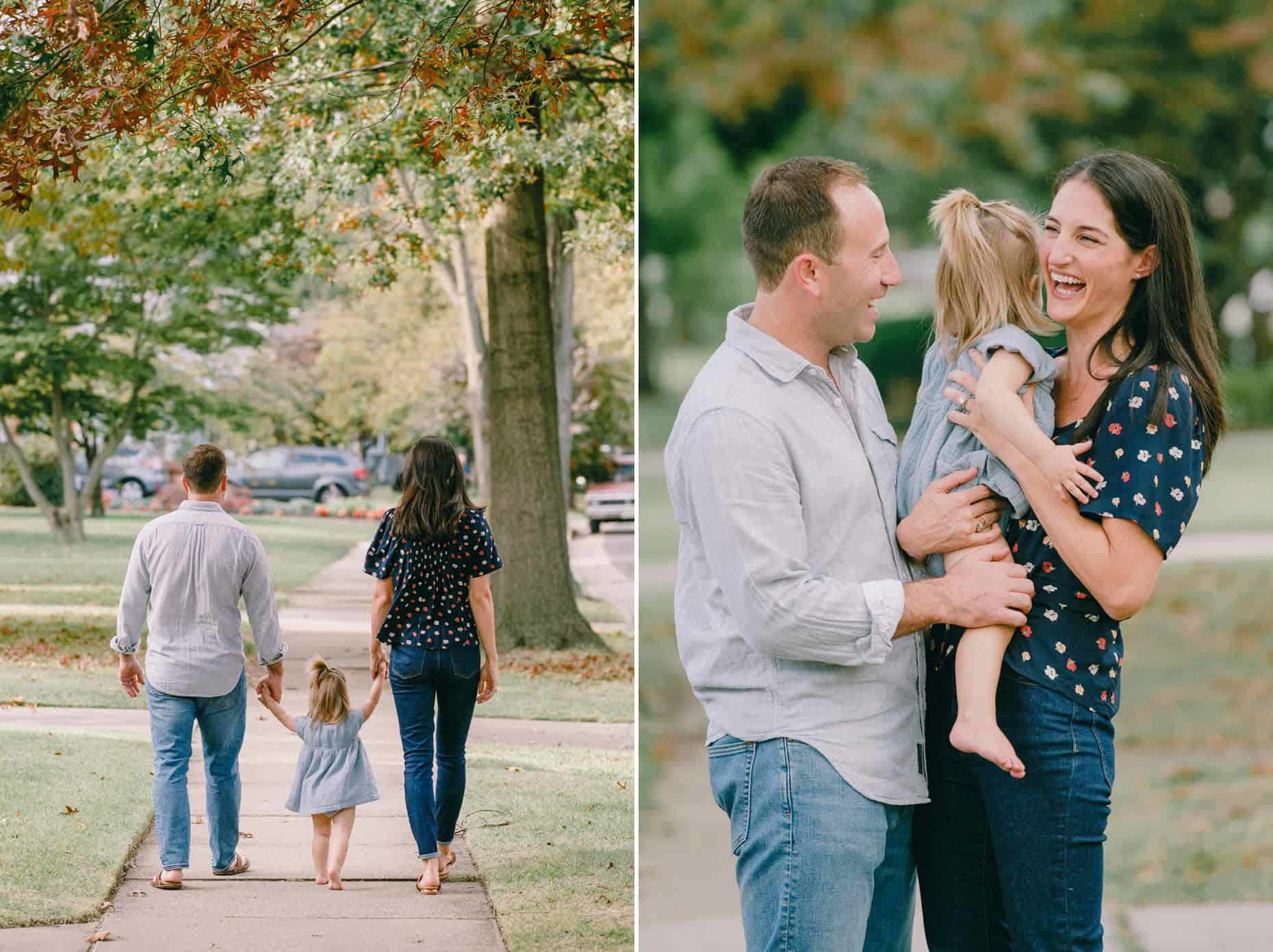 Lifestyle family photographer new jersey