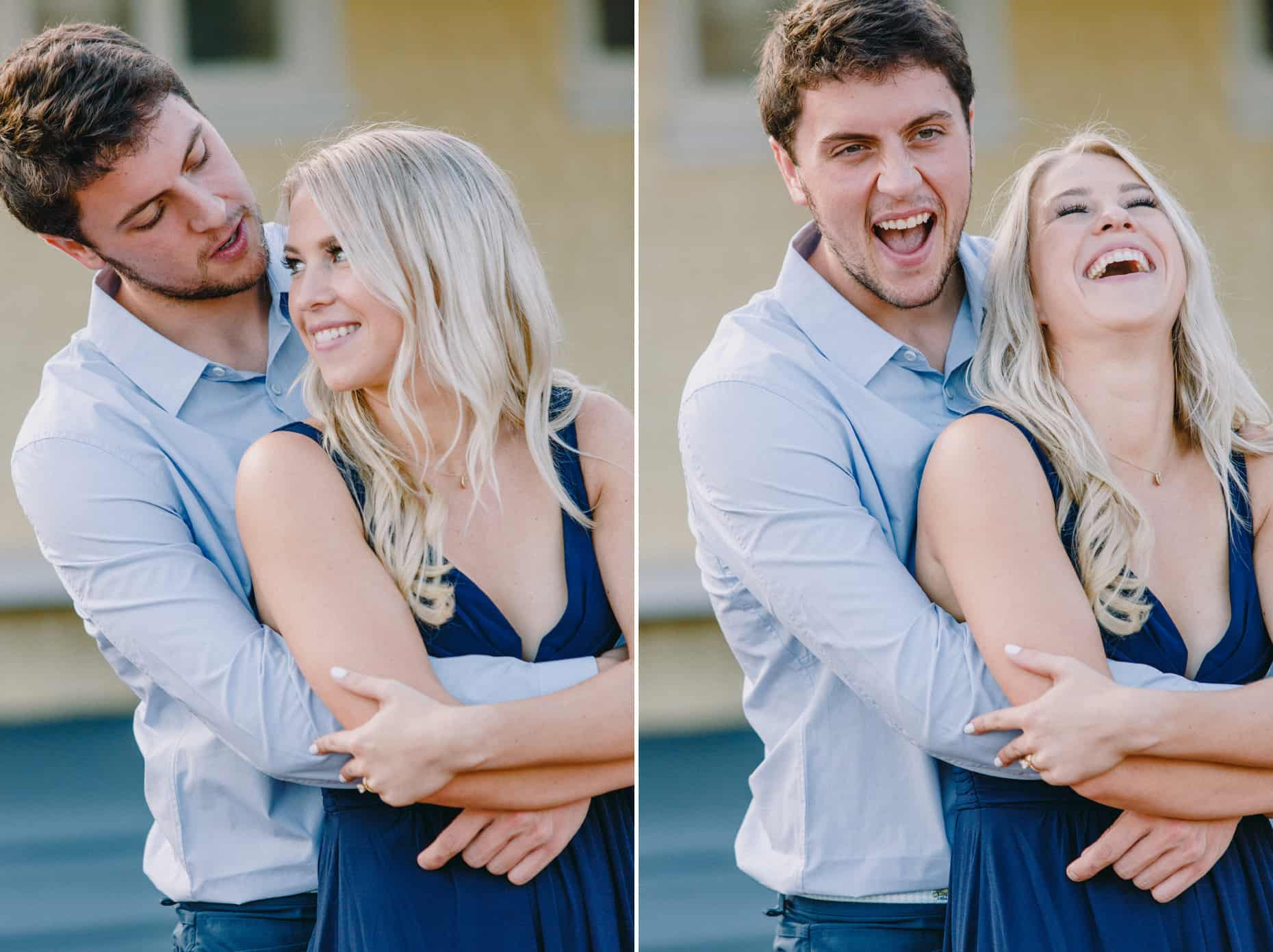 Chestnut Hill Engagement Pictures