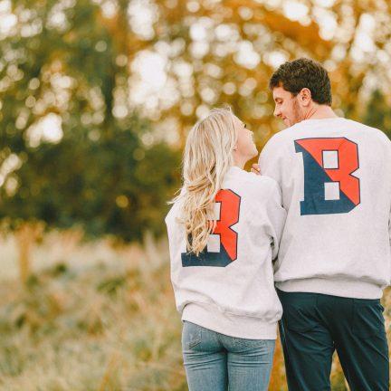 Bucknell Engagement Photos