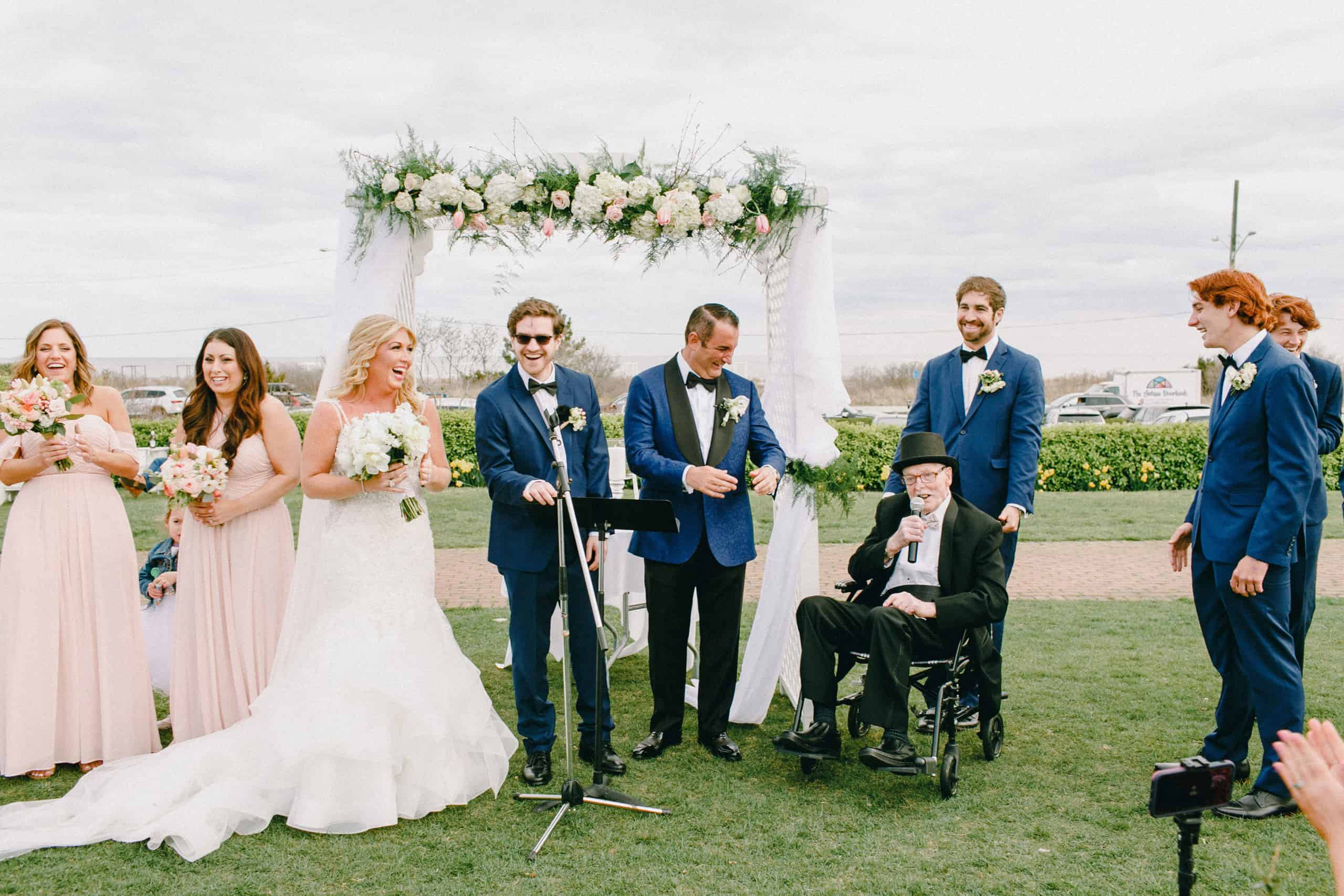 Wedding Ceremony Congress Hall