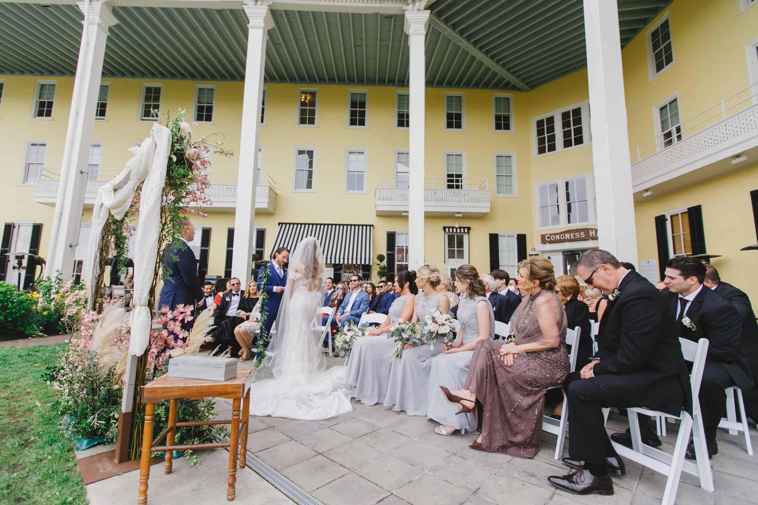 Weddings at the shore