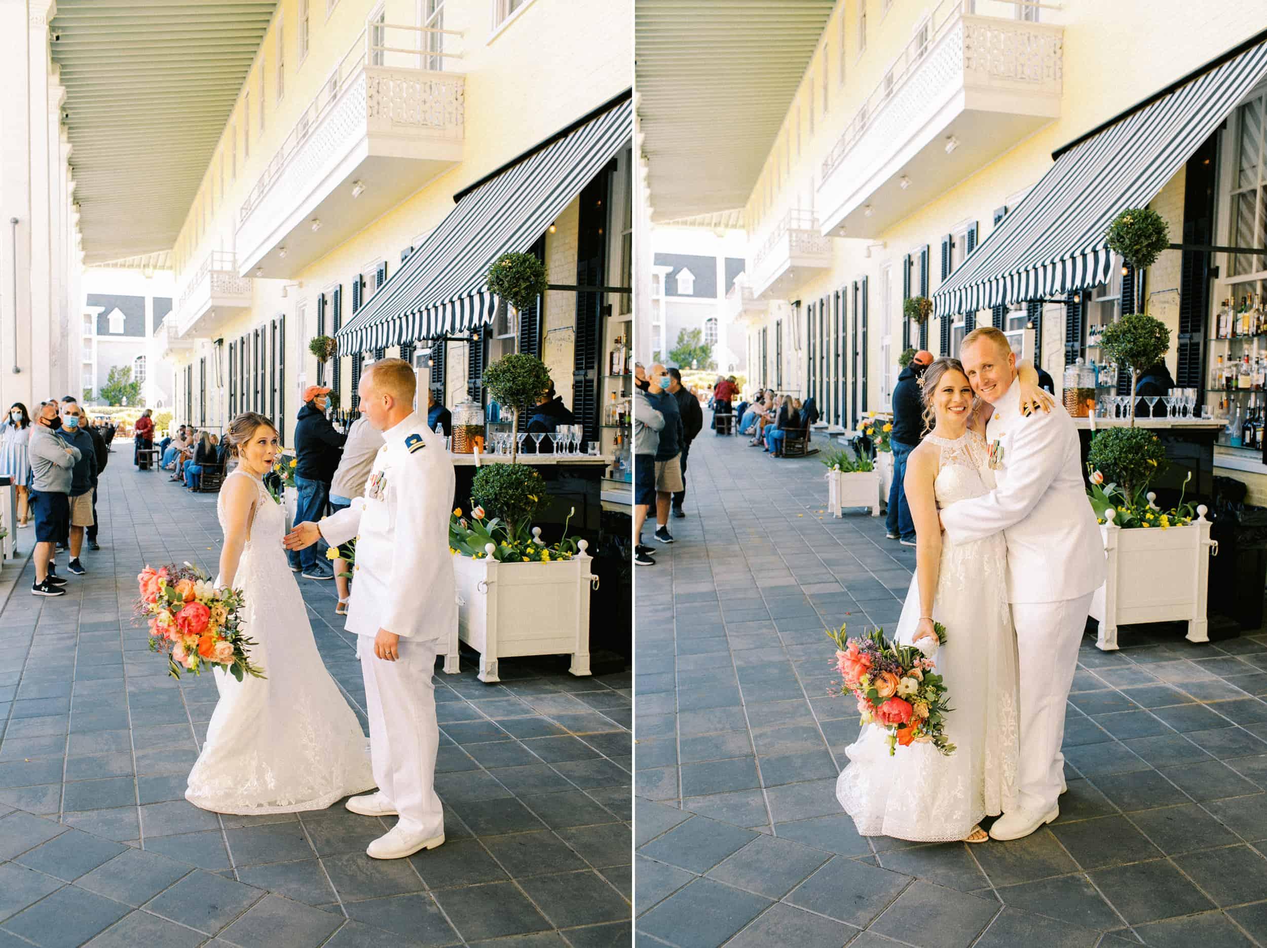 weddings at Congress Hall