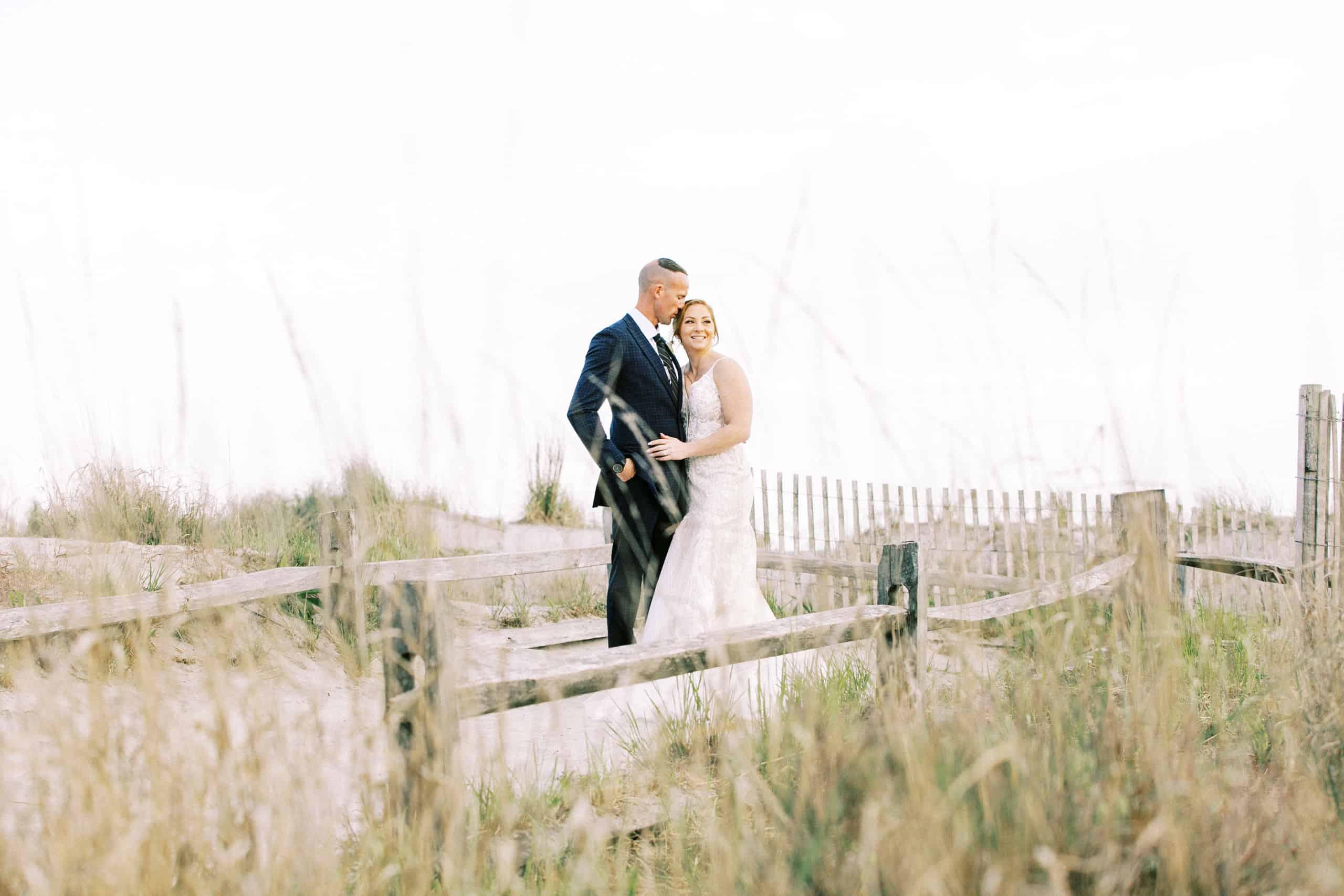 Atlantic City Beach Wedding Photos