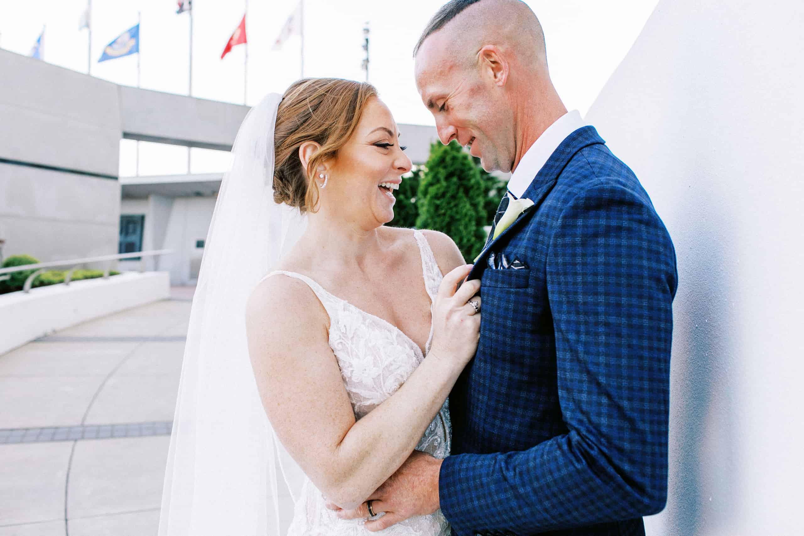 Atlantic City Boardwalk wedding Photos