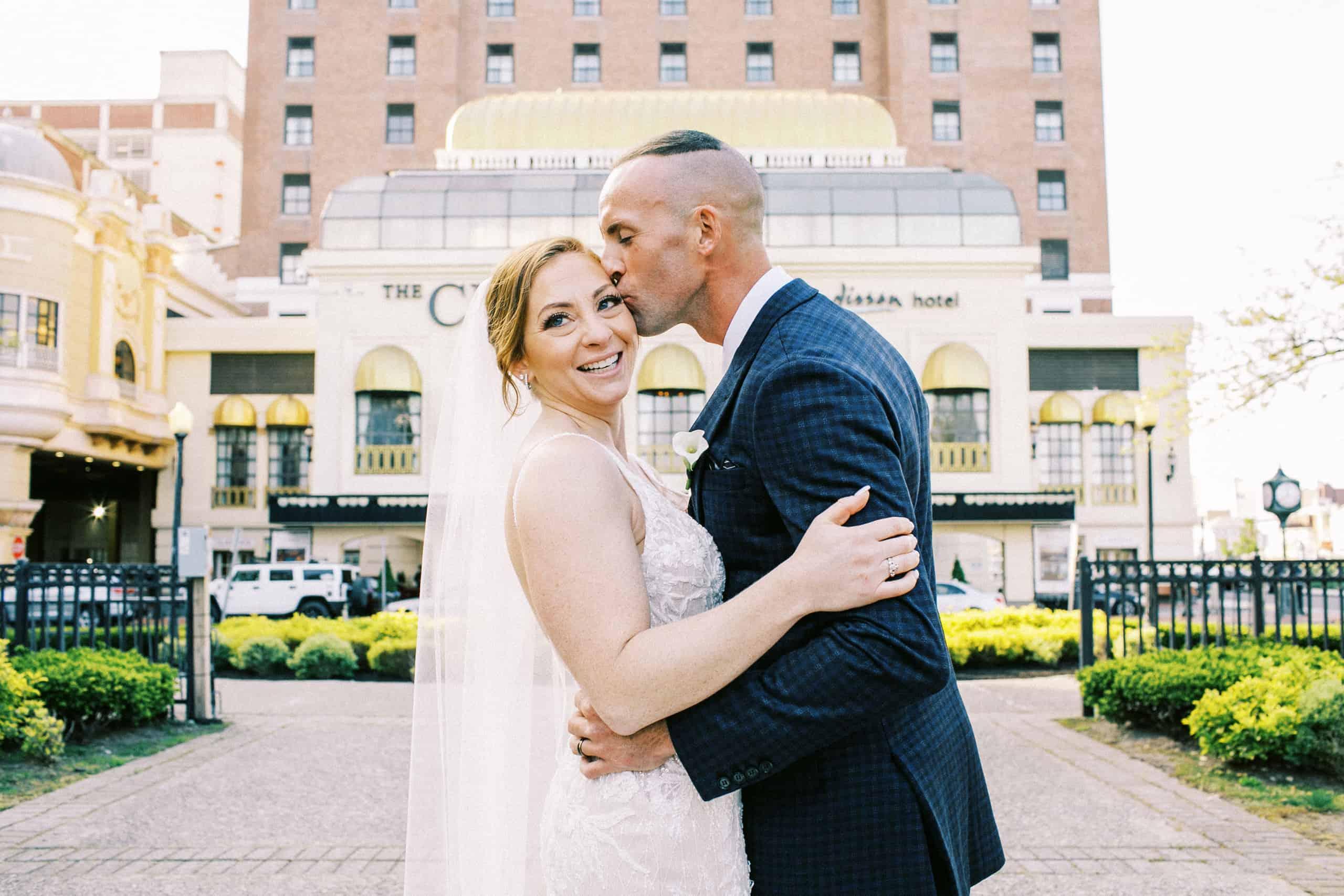 Claridge Atlantic City Wedding Photographer