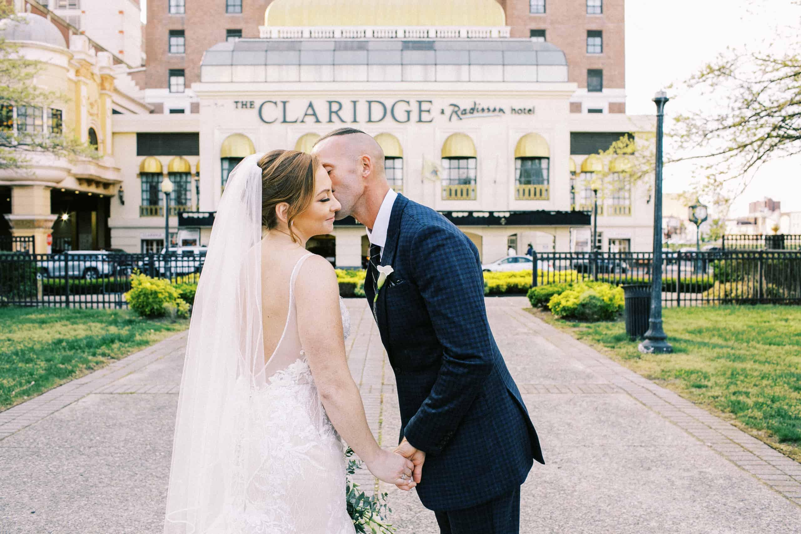Claridge Atlantic City Wedding Photos
