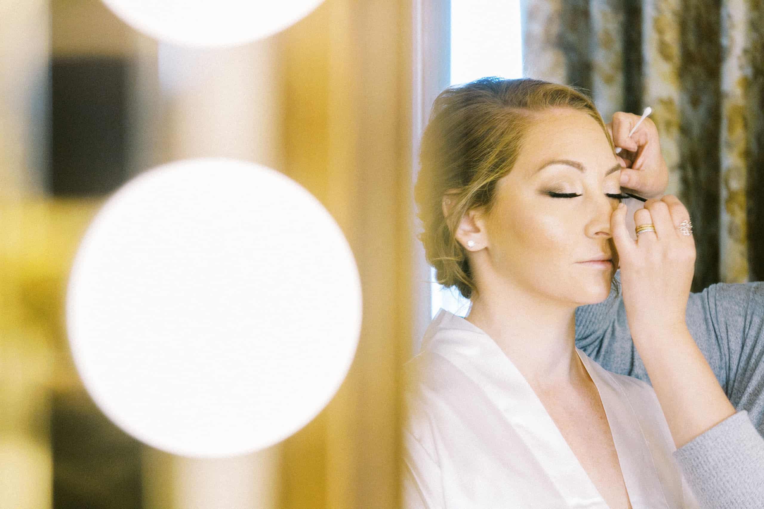 Claridge Hotel Wedding Photography