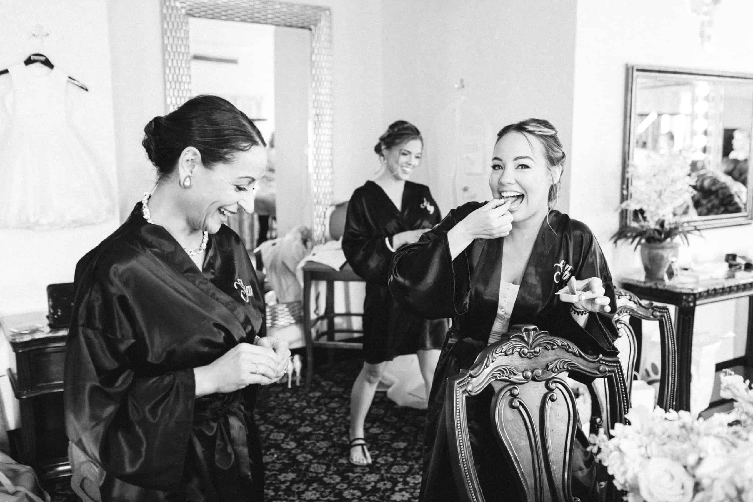 Claridge Hotel Wedding Photographers