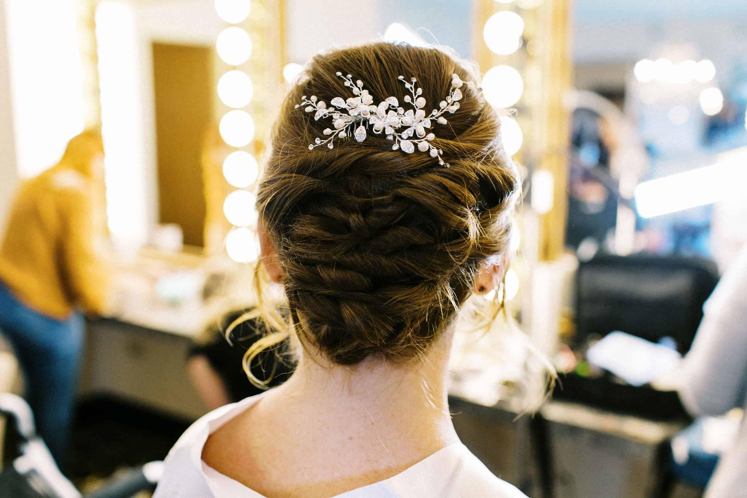 Claridge Hotel Wedding Photographer
