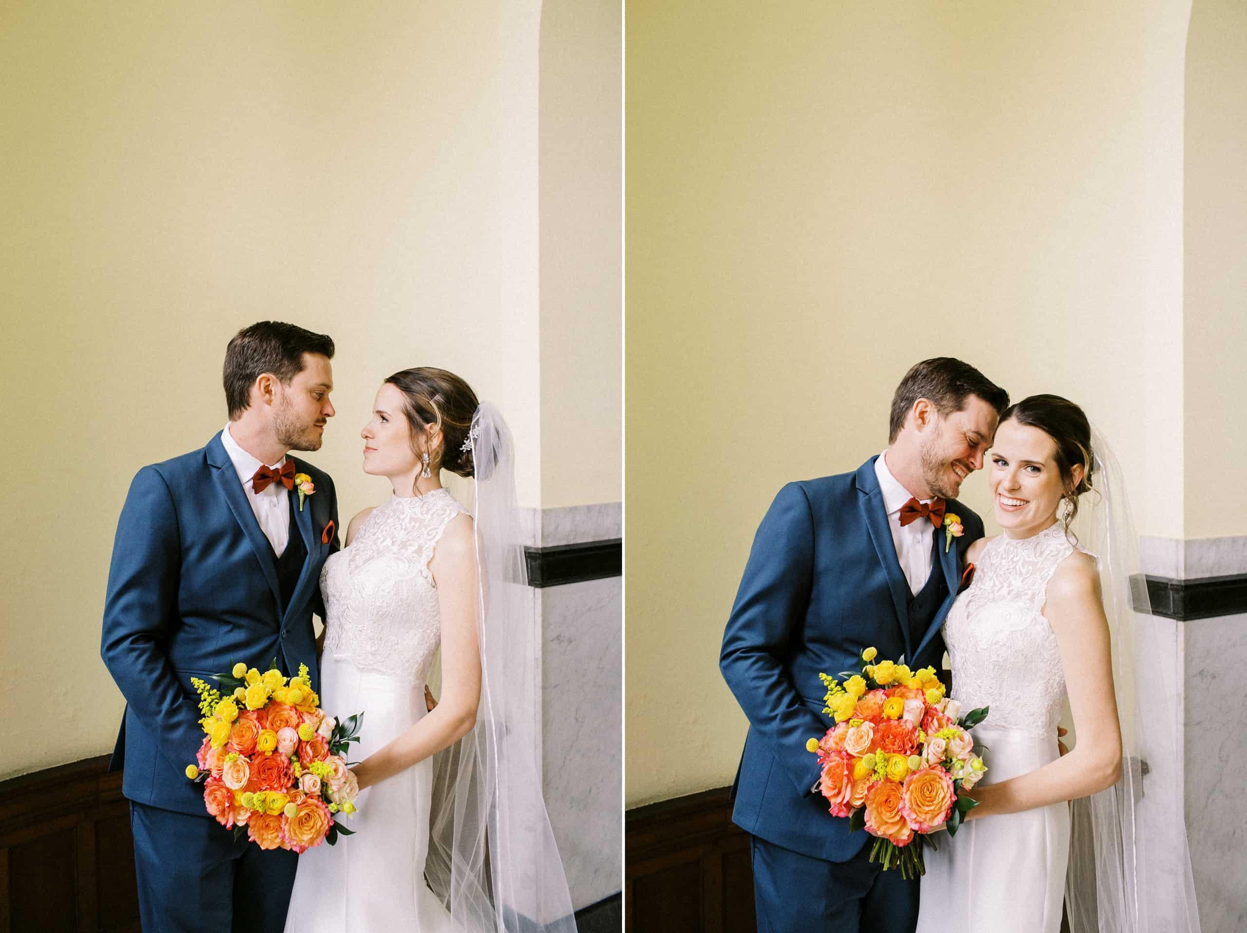 Chestnut Hill College Wedding Photos