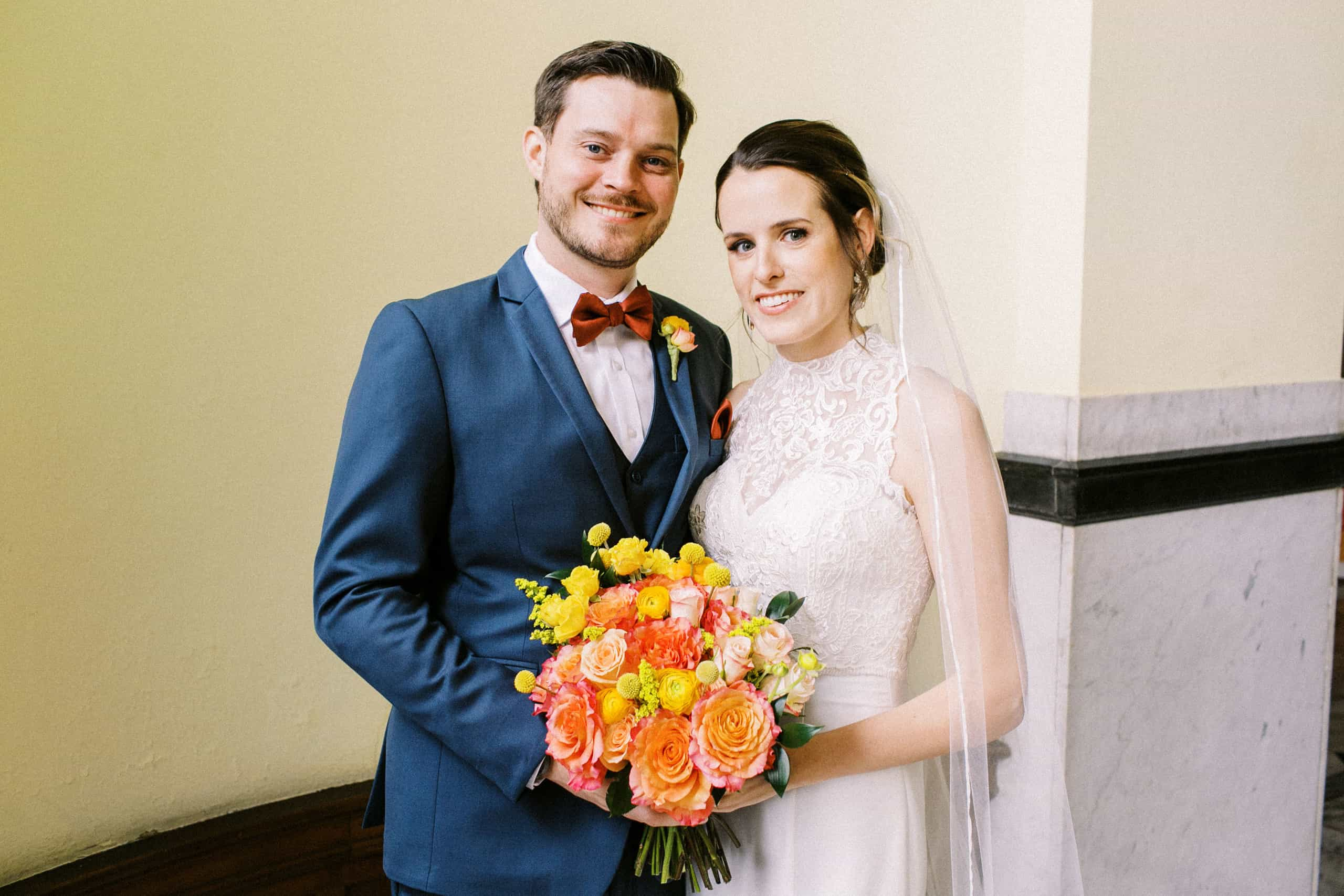 Chestnut Hill College Wedding Photographers