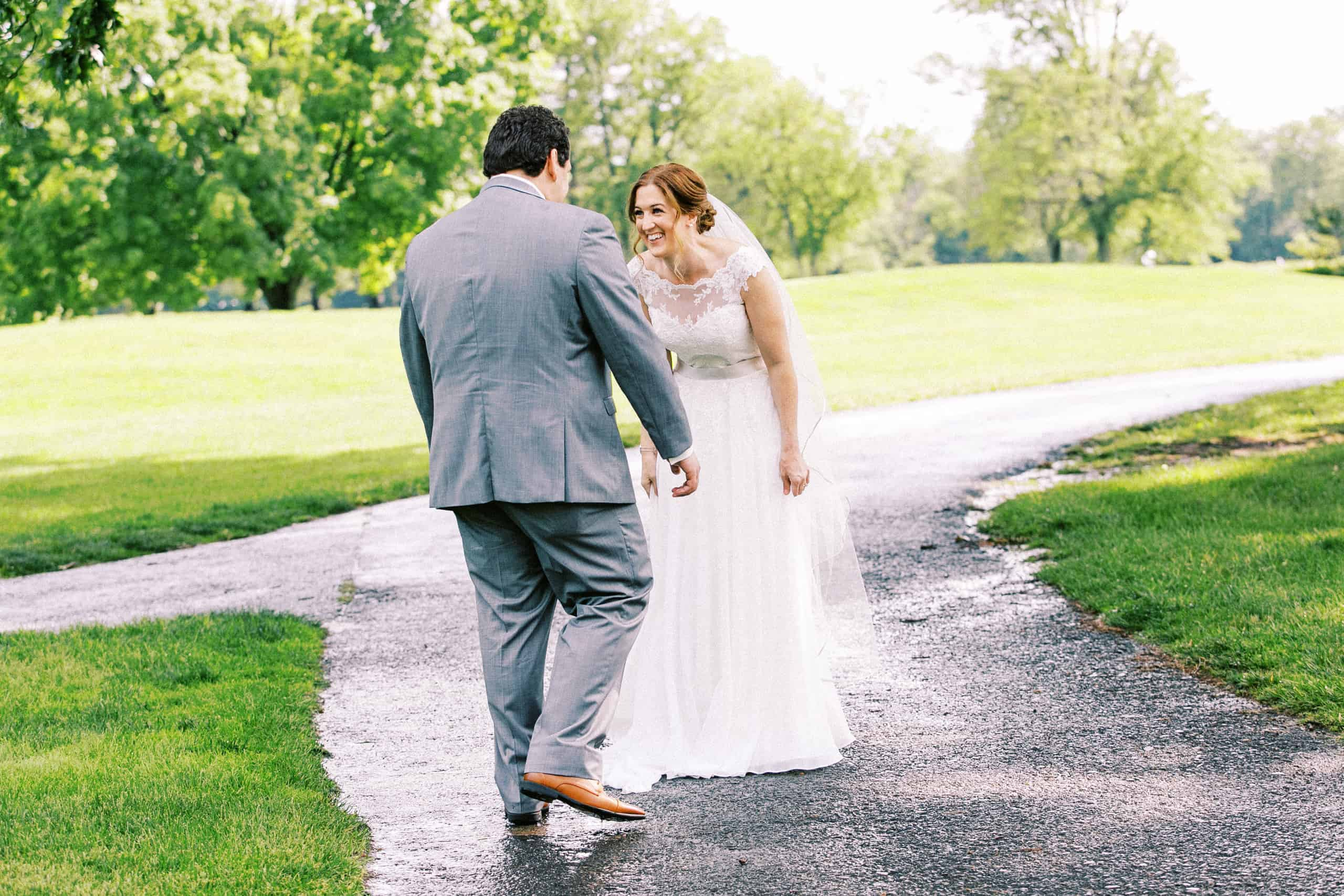 Wedding Photography Old York Road Country Club