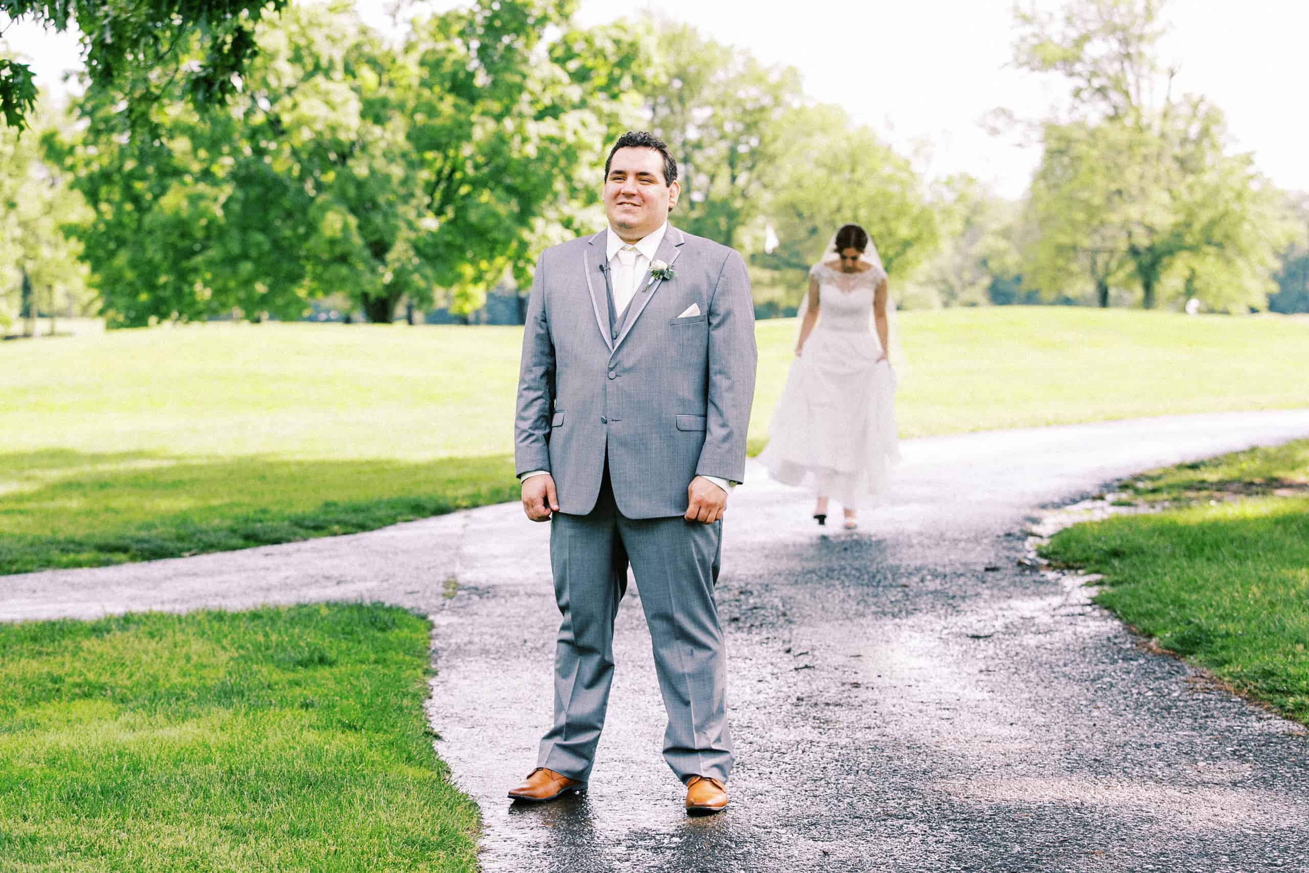 Wedding Photographers Old York Road Country Club