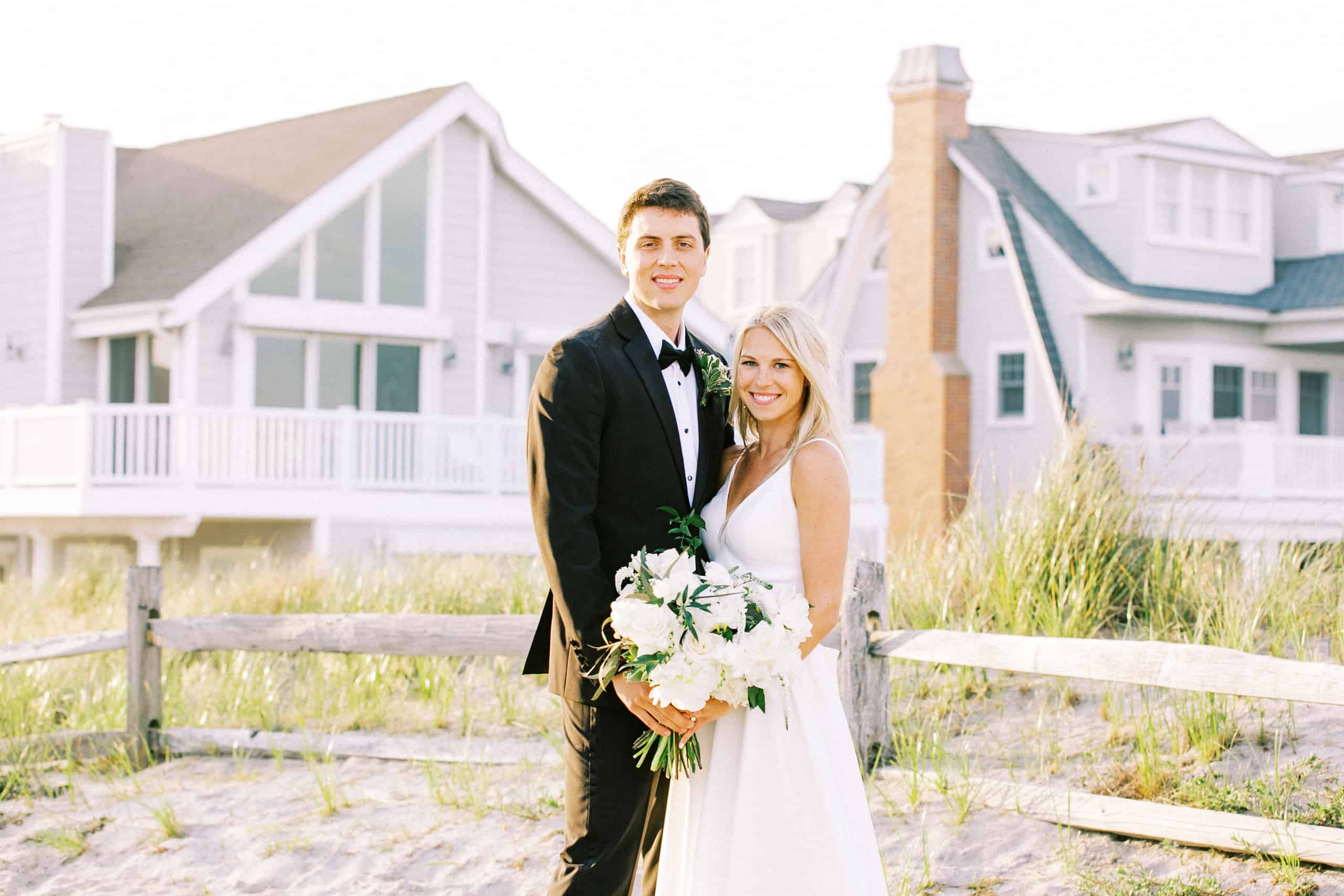New Jersey Beach Wedding in Avalon
