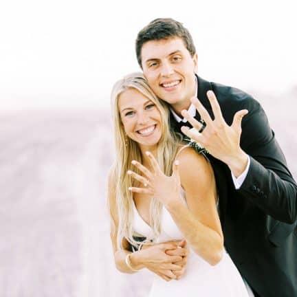 Philadelphia wedding in Avalon
