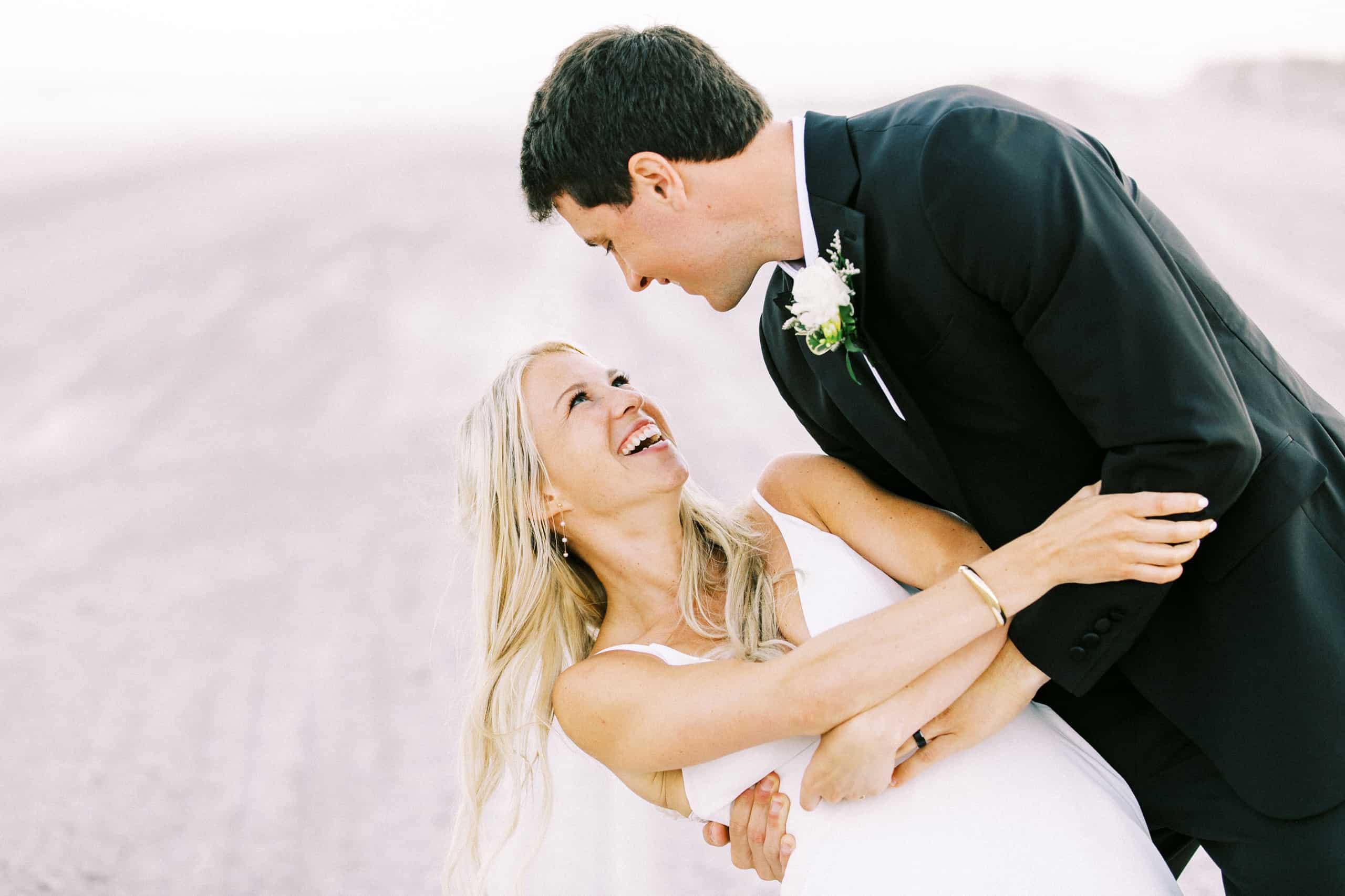 Beach Wedding photographers Avalon New Jersey
