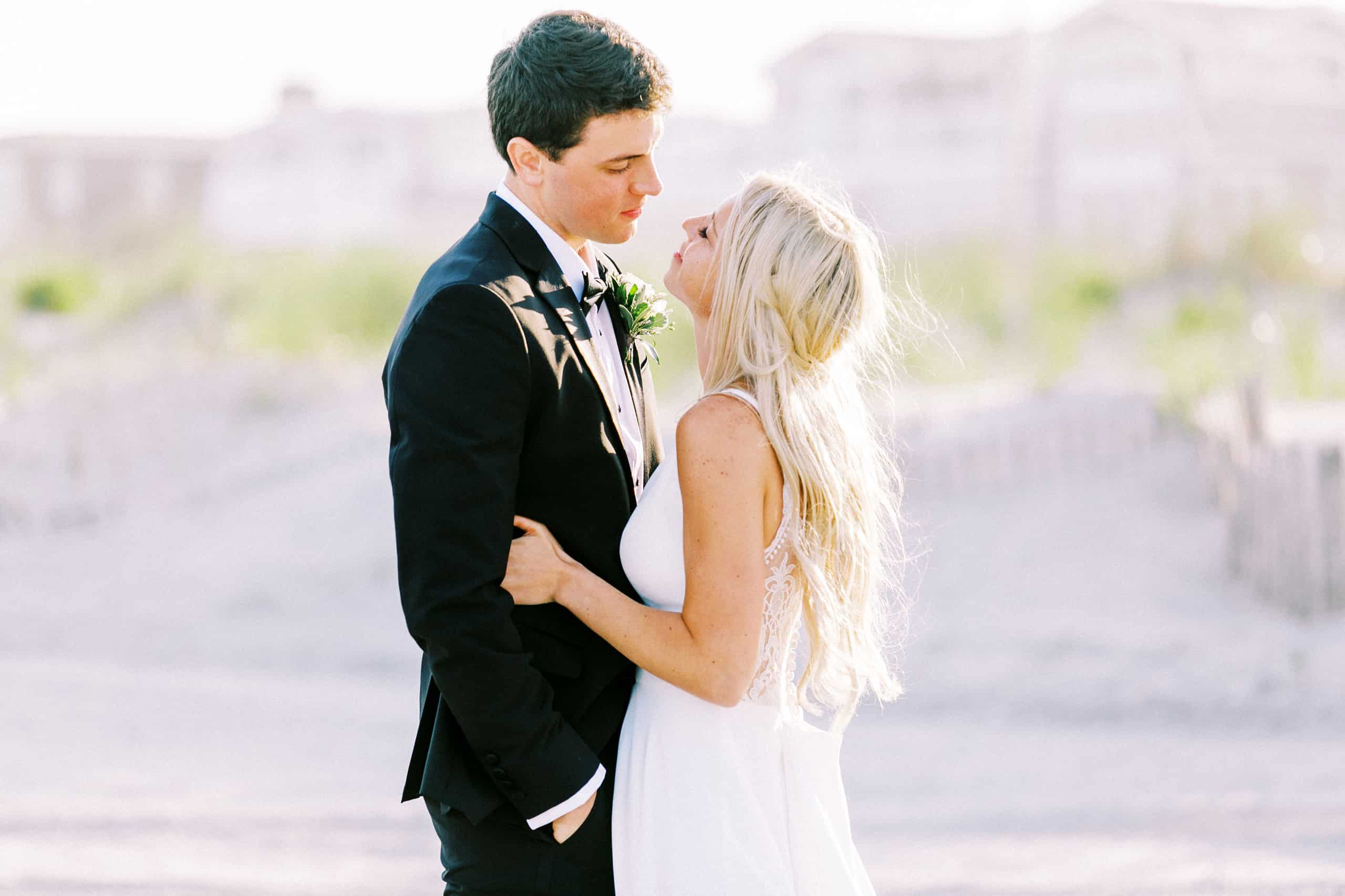 Weddings Photography in Avalon New Jersey