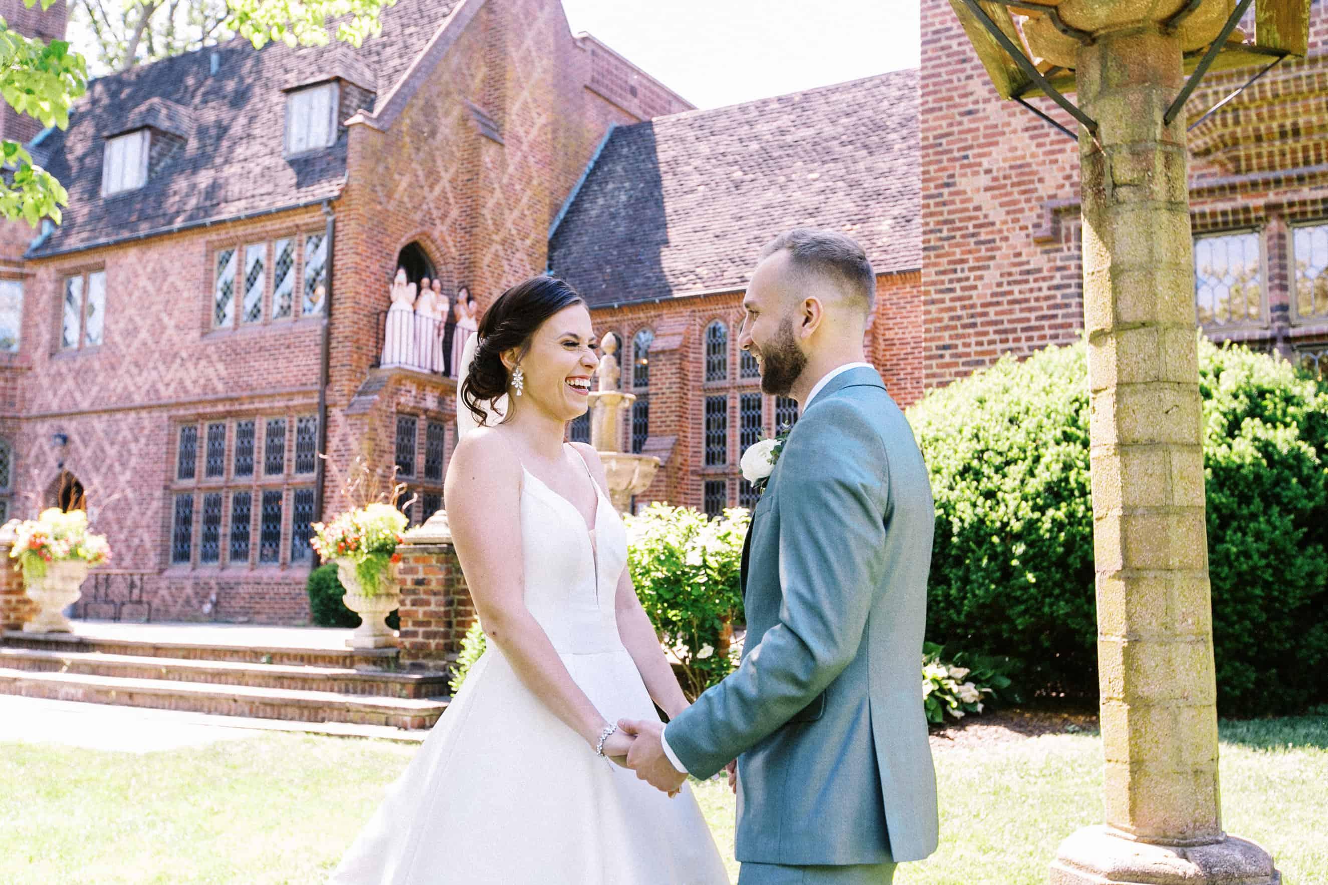 Aldie Mansion Doylestown Wedding Photographer