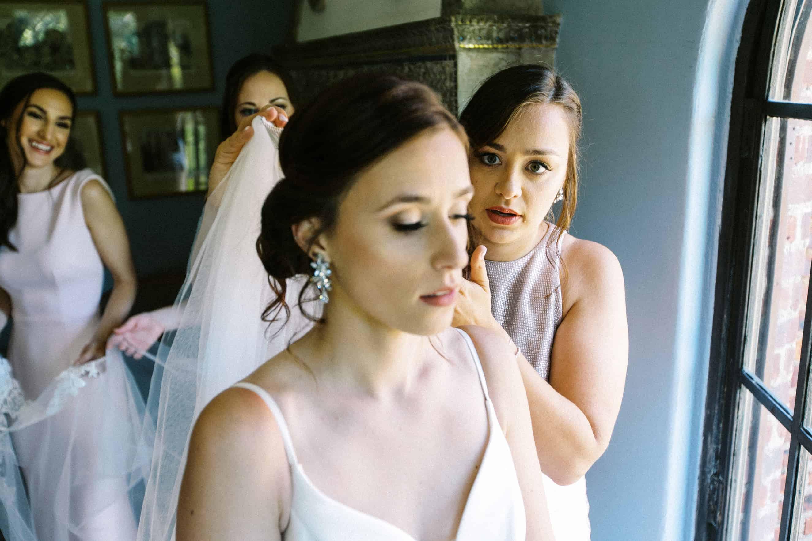 Aldie Mansion Doylestown Weddings