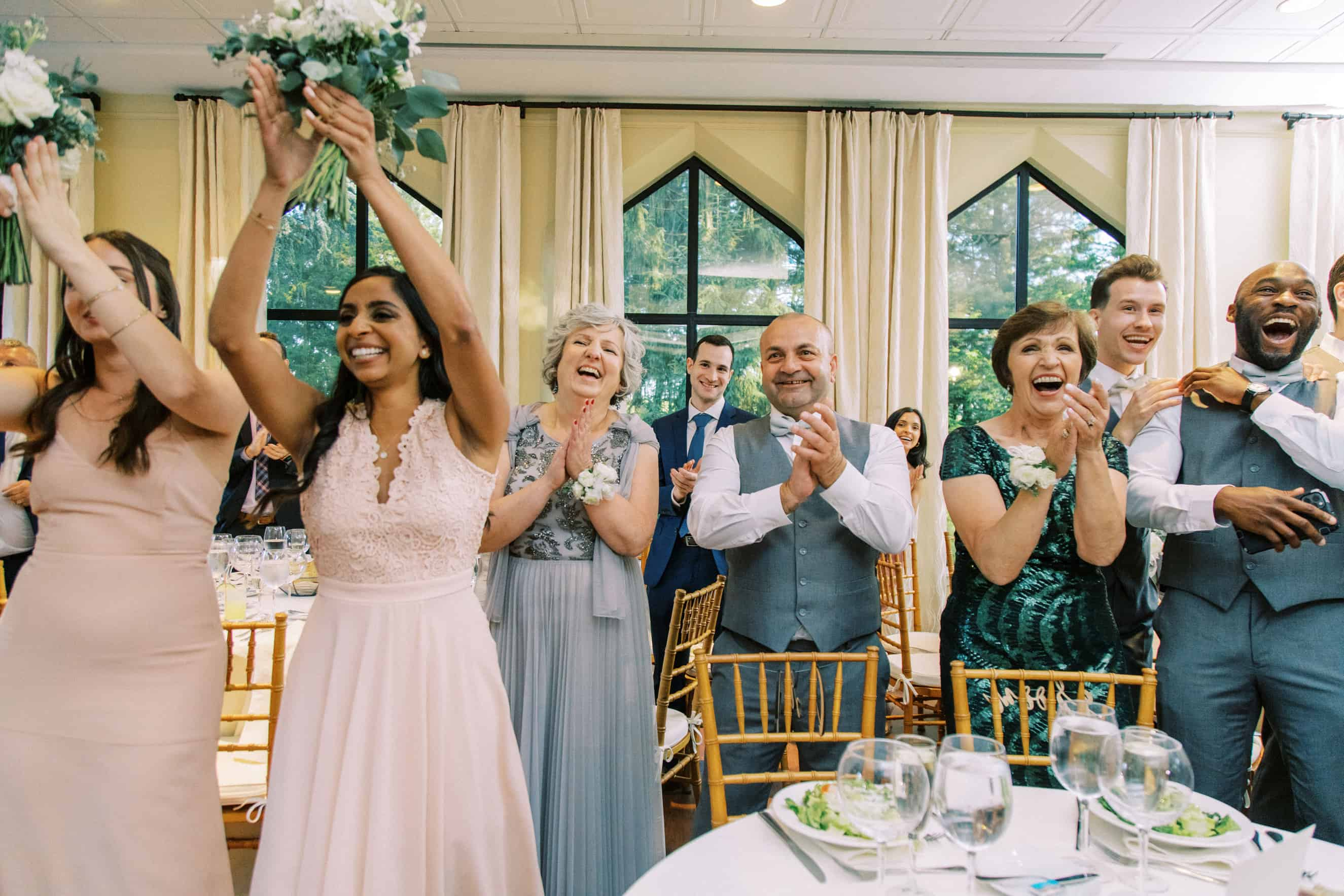 wedding reception dance at aldie mansion