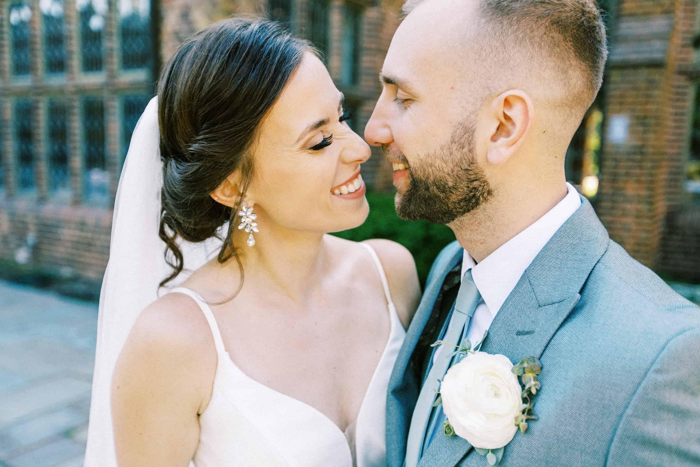 aldie mansion bride and groom