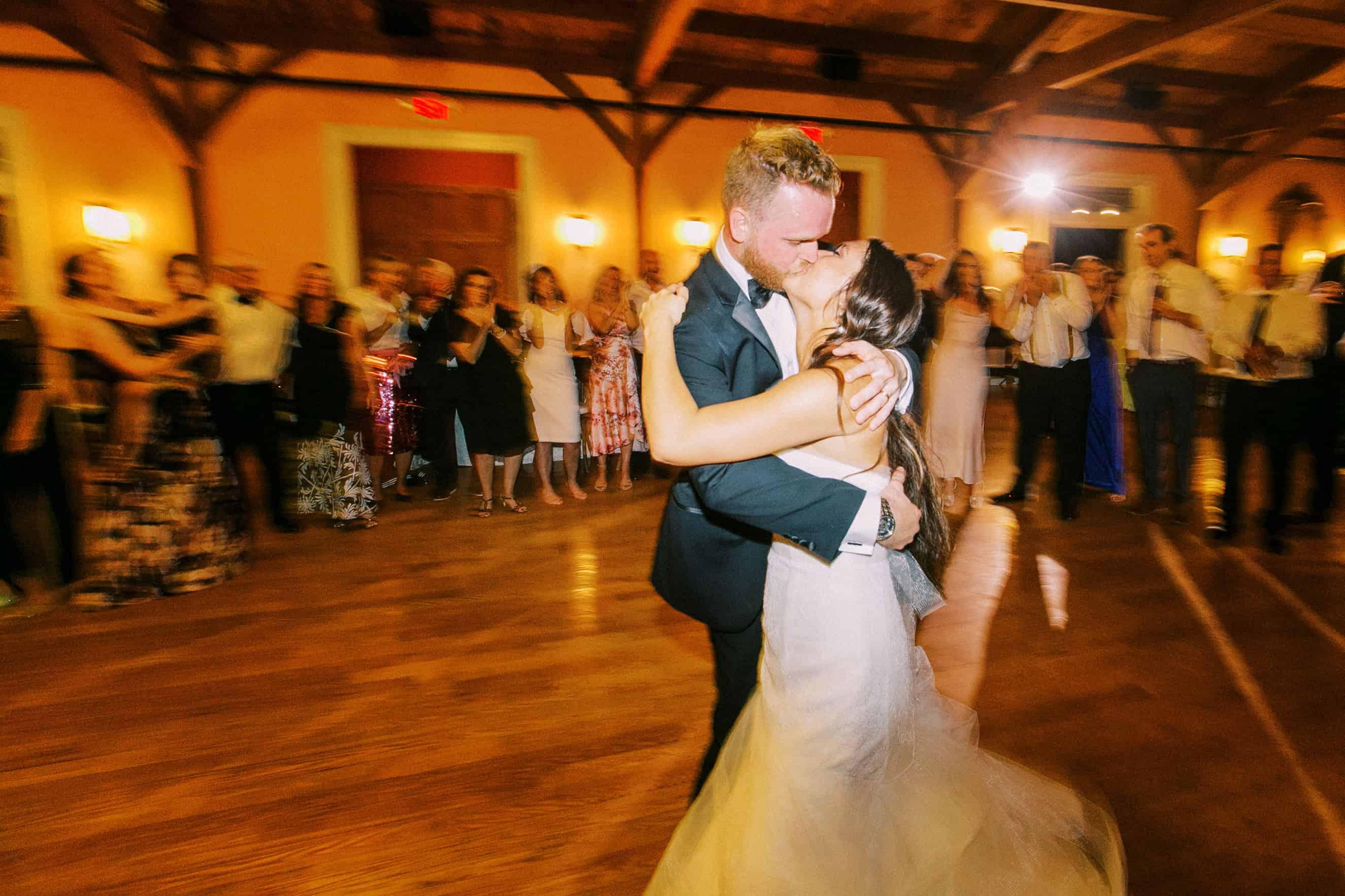 New Jersey Wedding Reception Photo