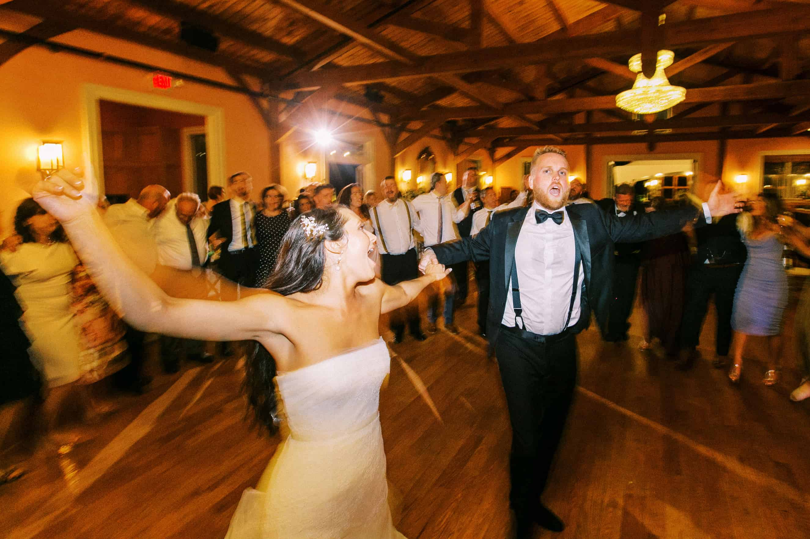 New Jersey Wedding Reception Photos