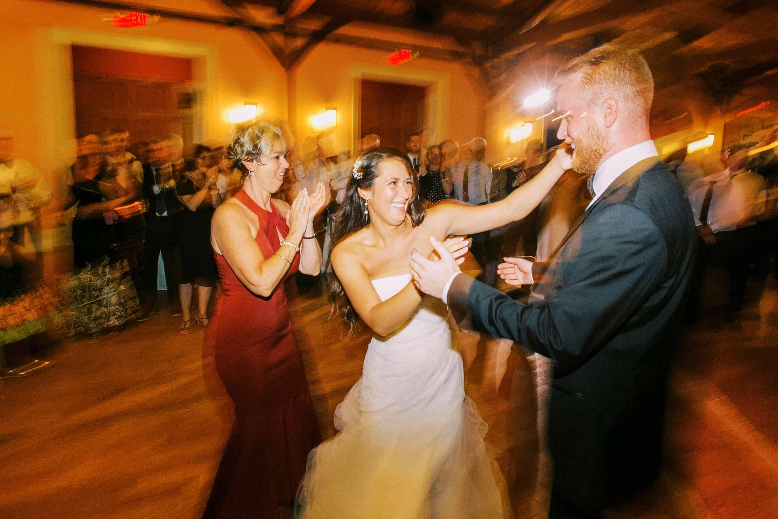 Wedding Reception in Cape May New Jersey