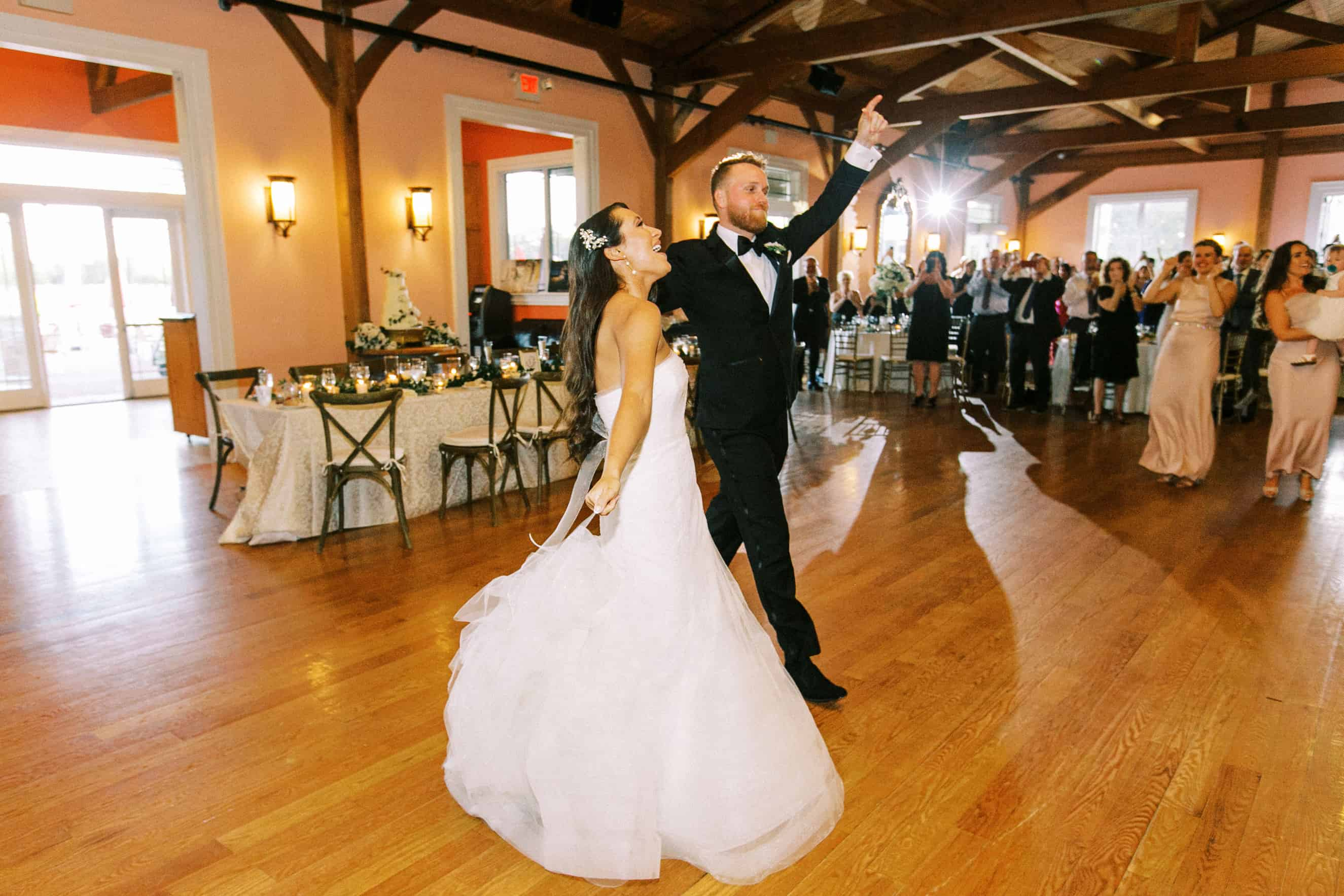 Willow Creek Winery in Cape May Wedding Photographer