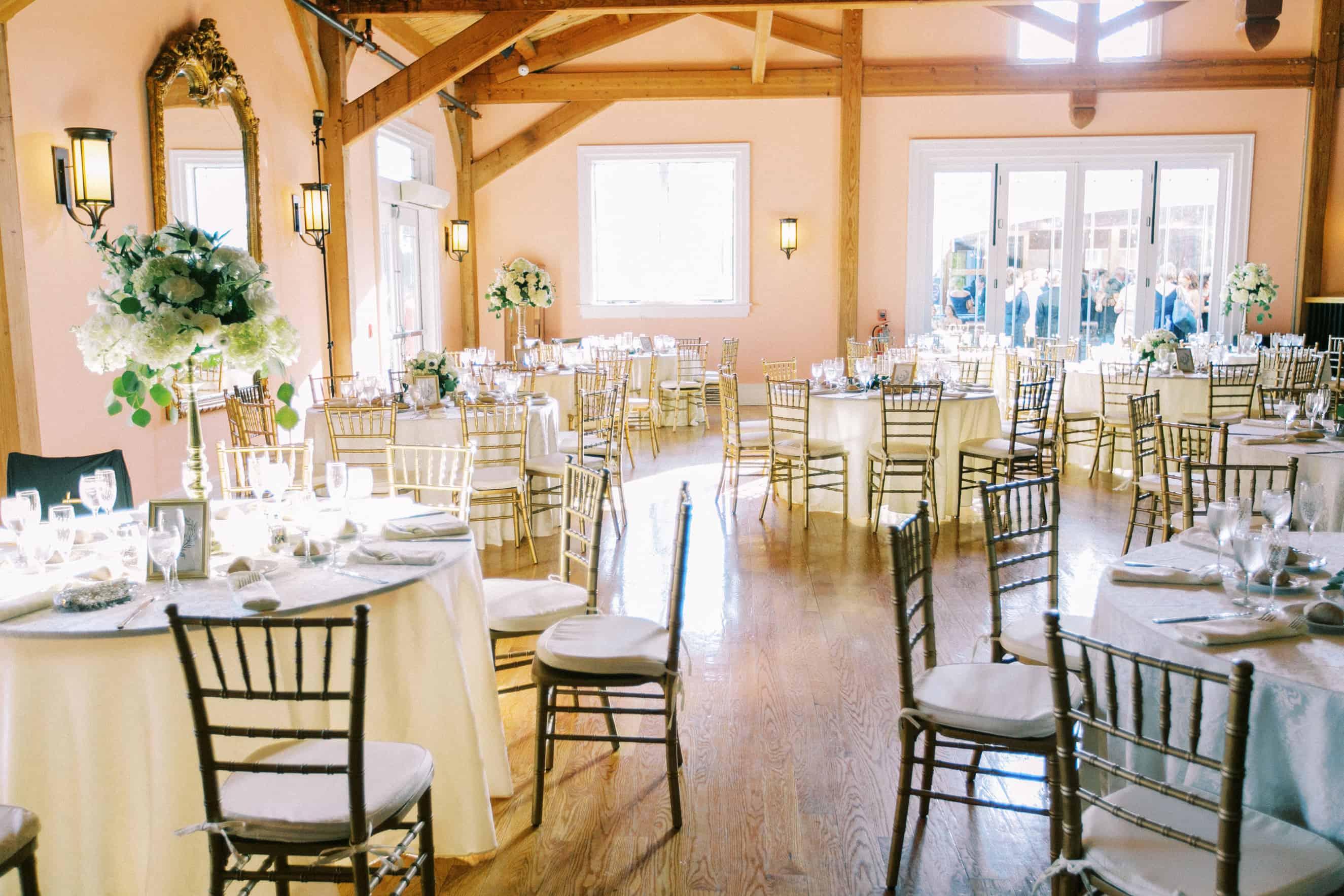 Wedding Reception Photo Willow Creek Winery