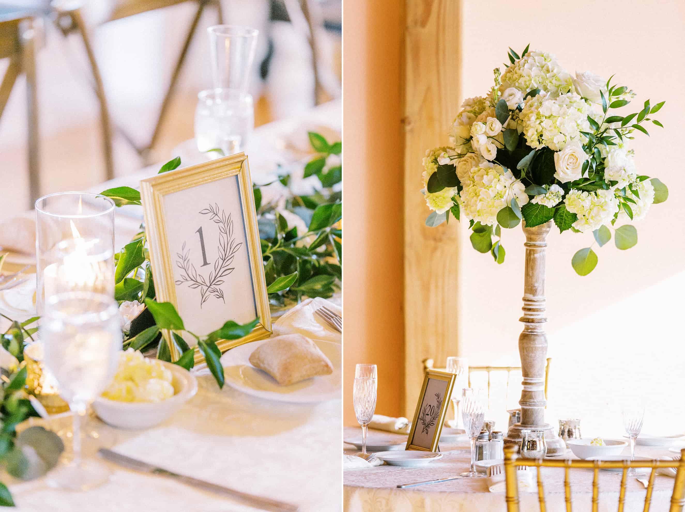 Wedding Reception Photos Willow Creek Winery
