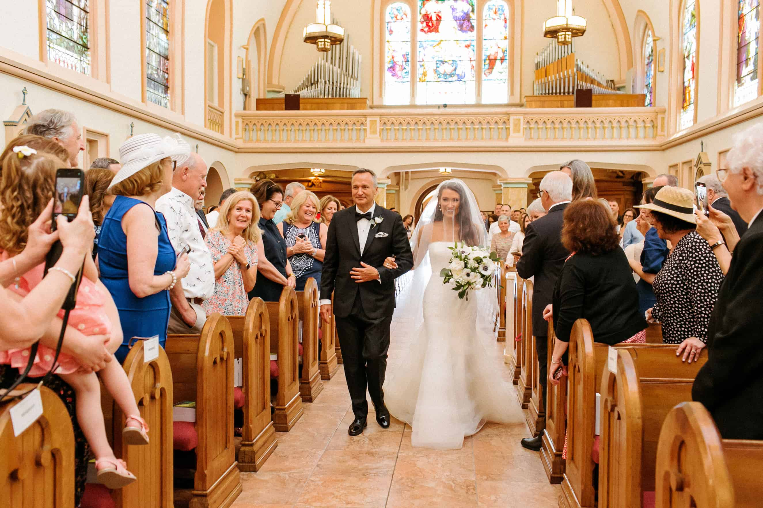 Wedding Ceremony Our Lady Star of the Sea