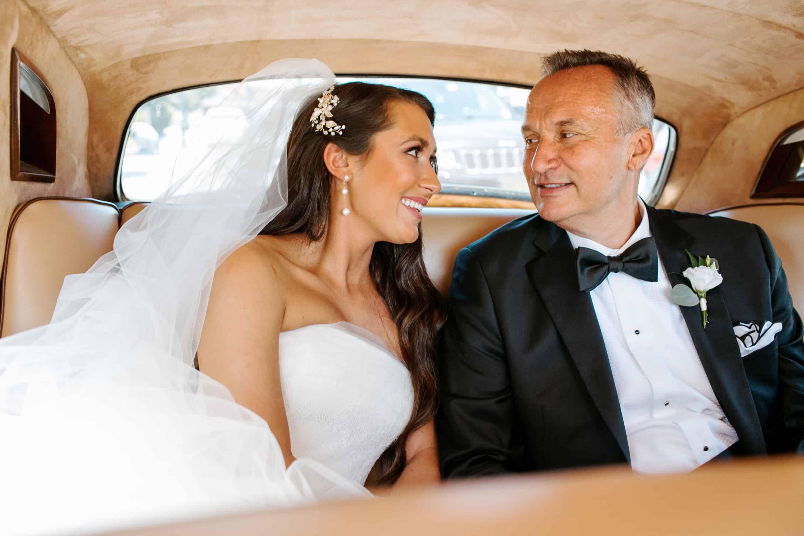 Rolls Royce Wedding Rental