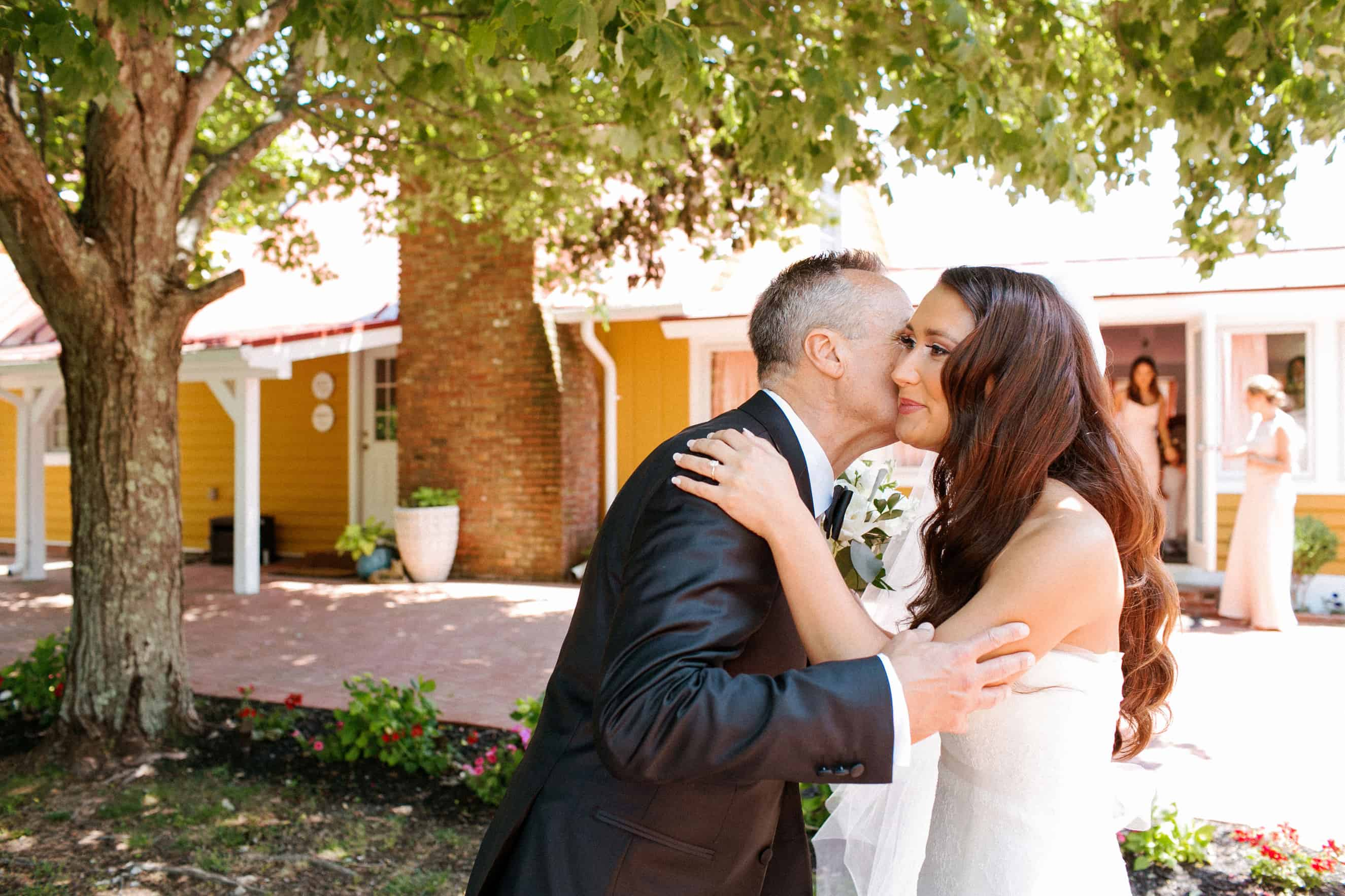 Outdoor Wedding in Cape May