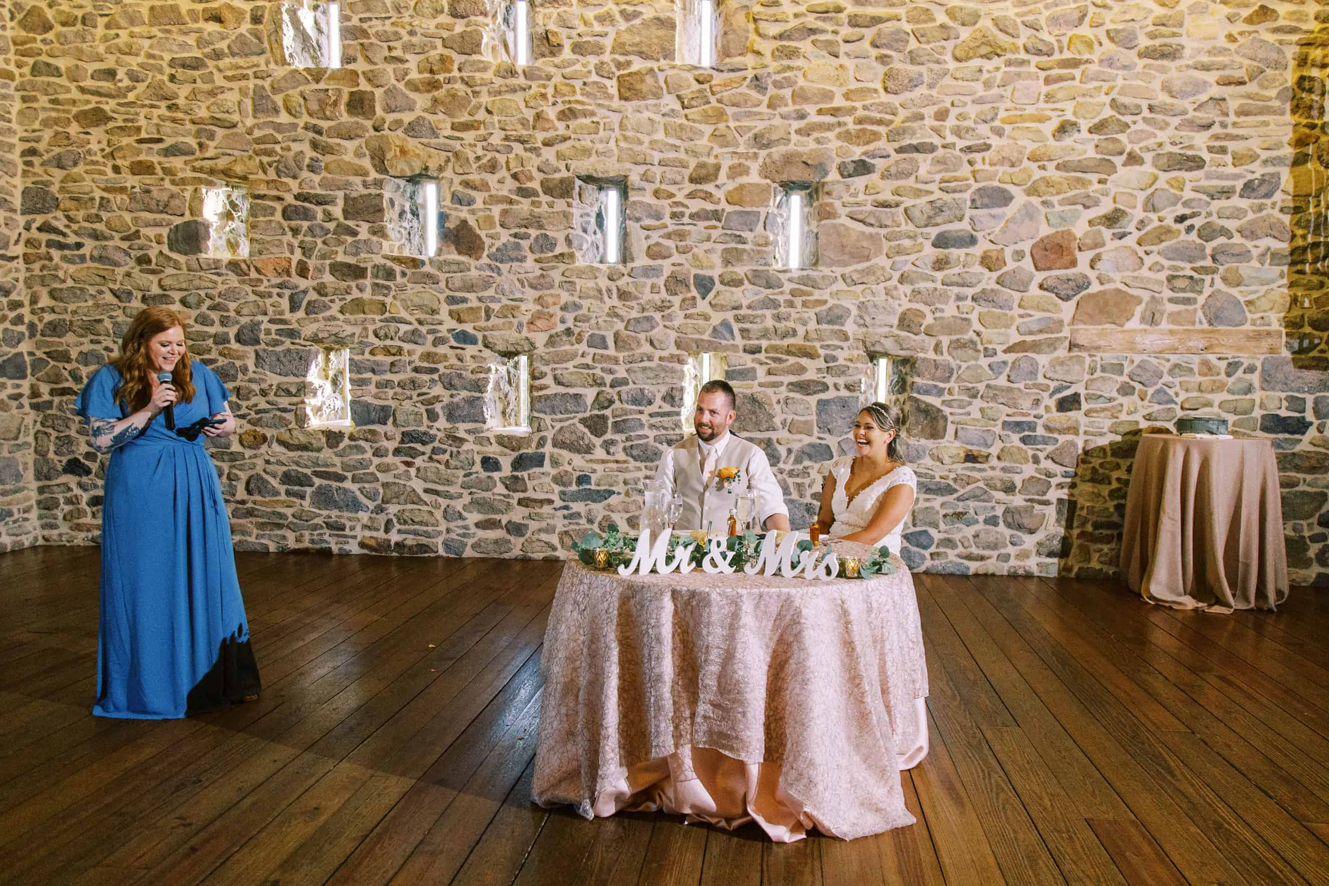 Philadelphia Barn Wedding Reception Locations