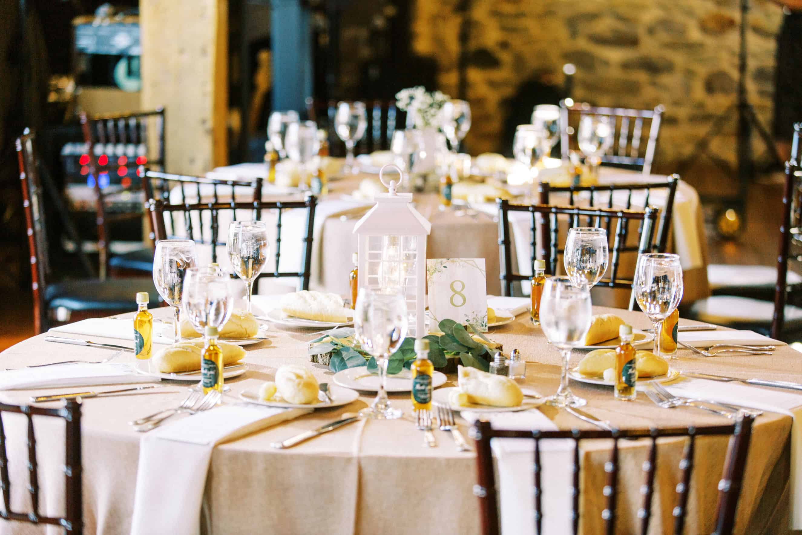 Wedding Reception photos at Harvest View Barn at Hershey Farms