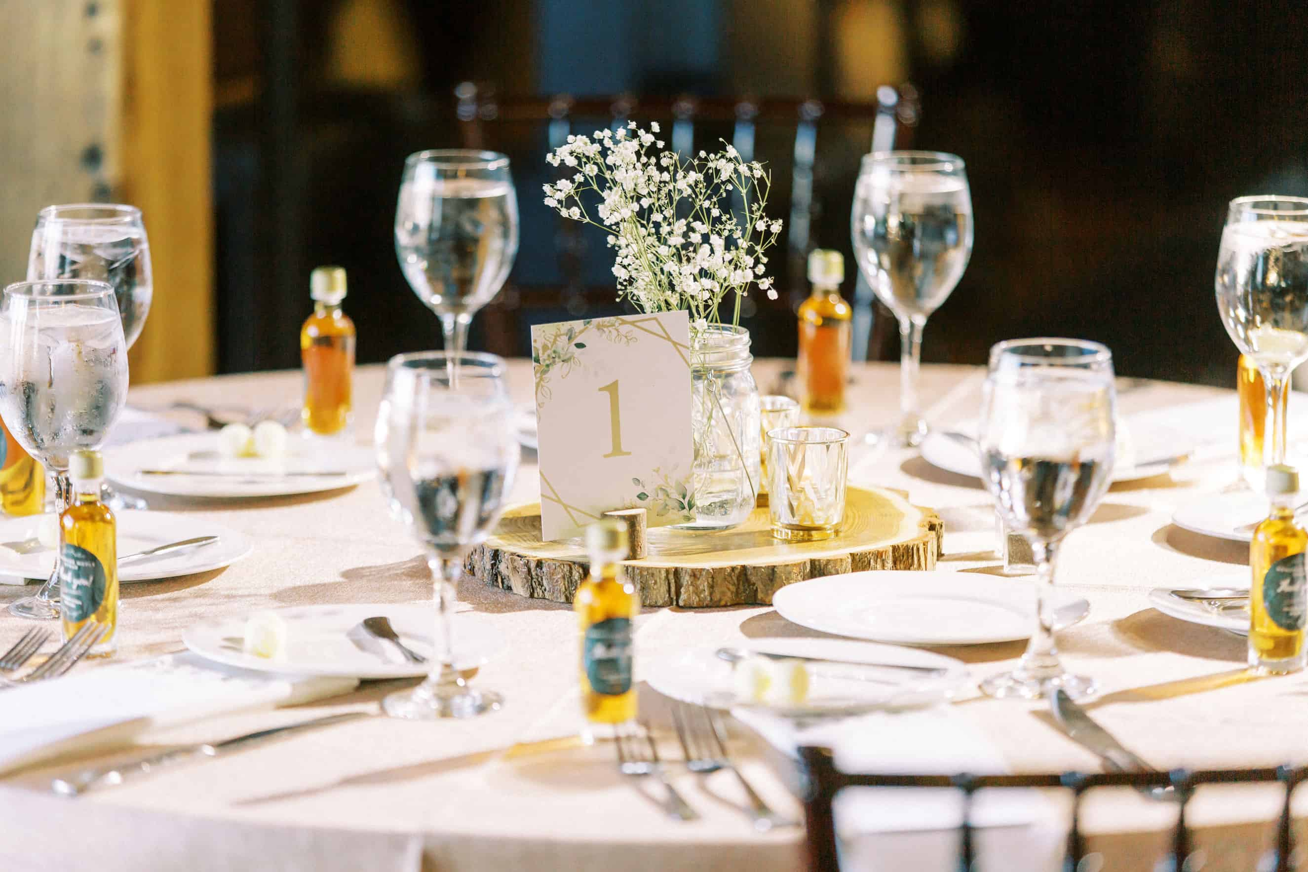 Wedding Receptions at Harvest View Barn at Hershey Farms