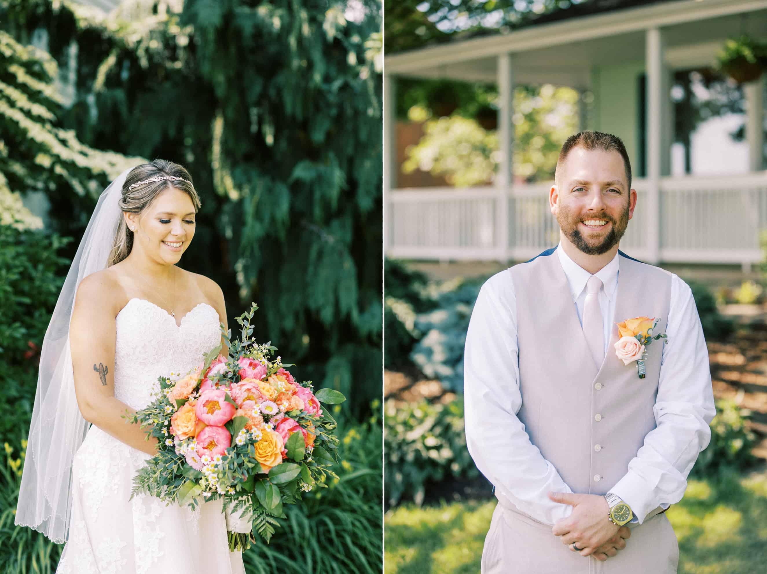 Hershey Farms Wedding Photographer
