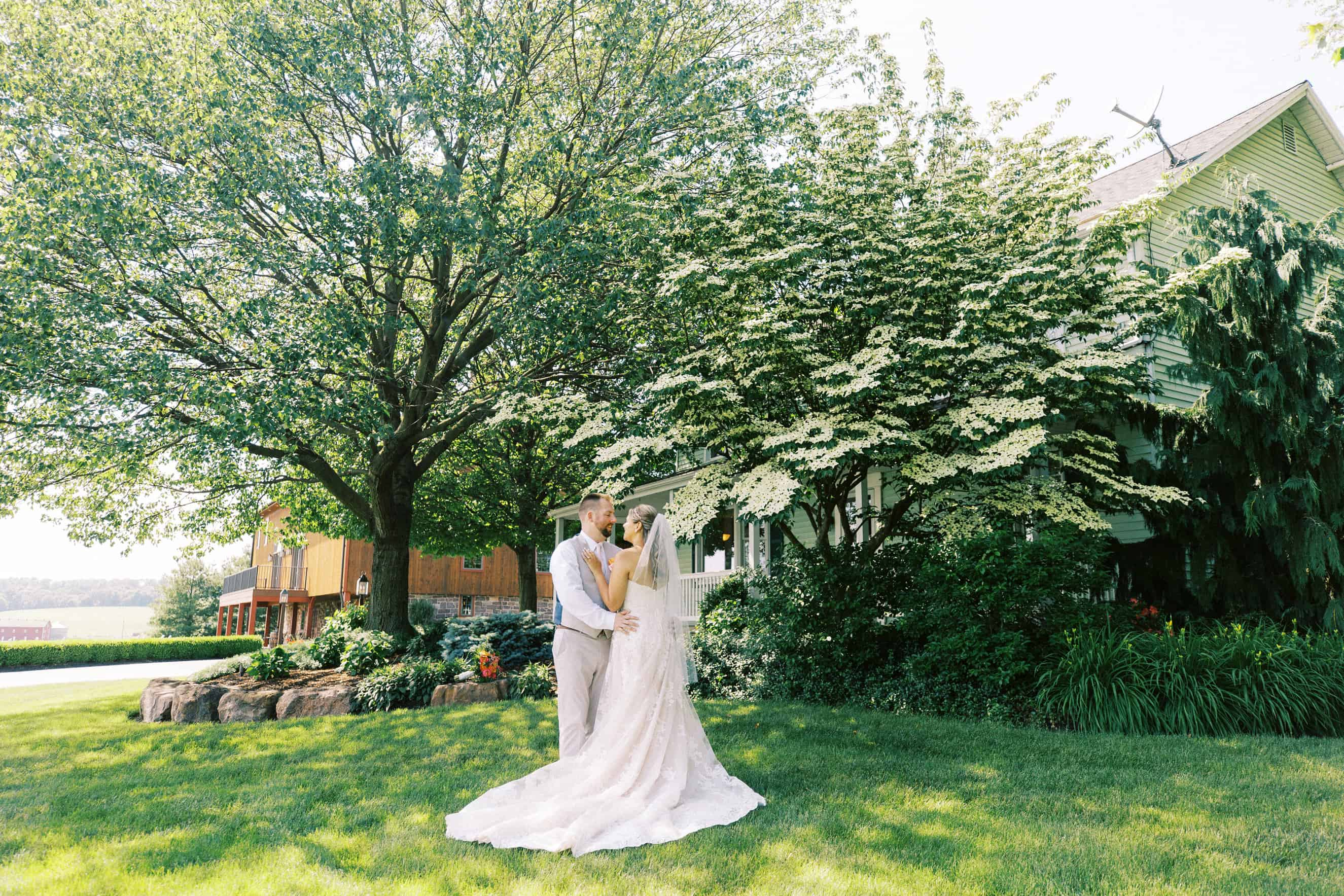 Hershey Farms Wedding pictures