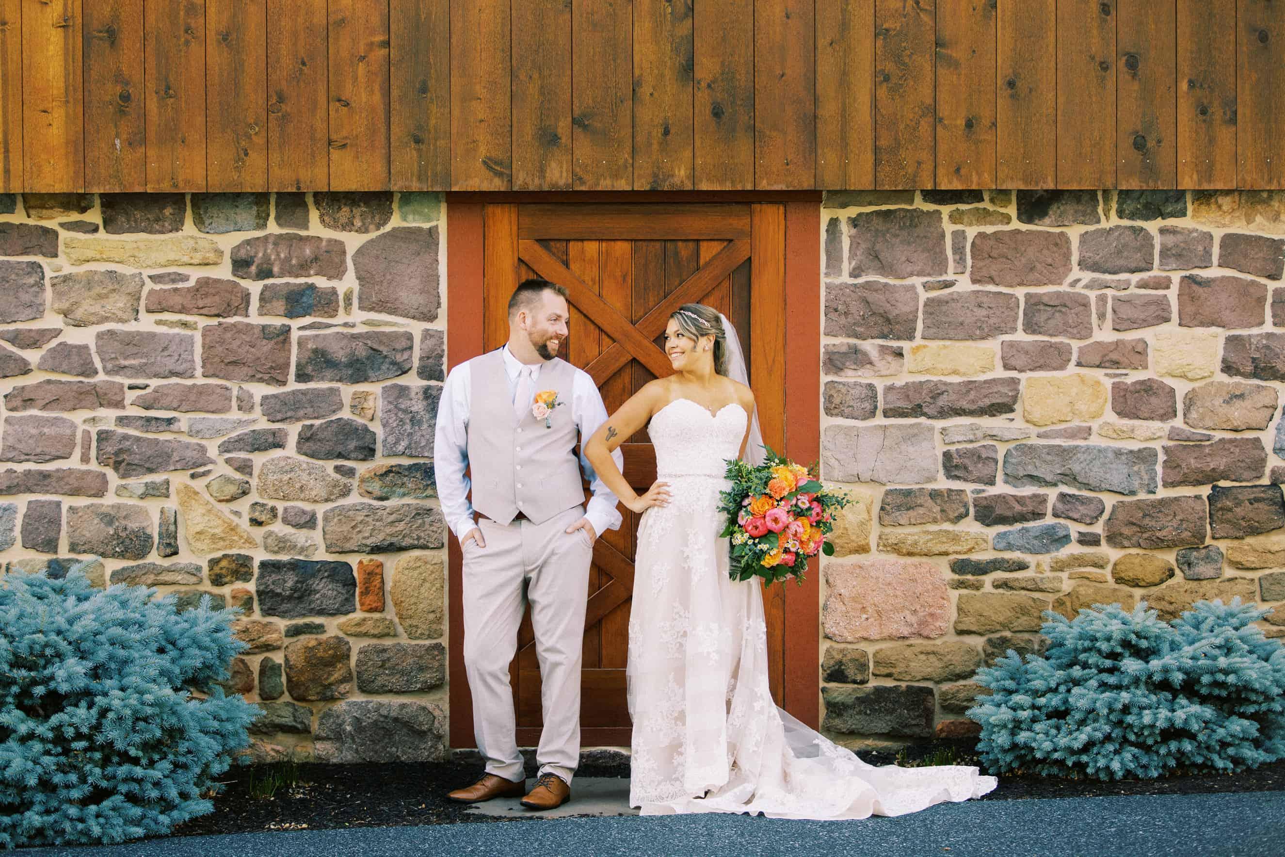 Hershey Farms Wedding