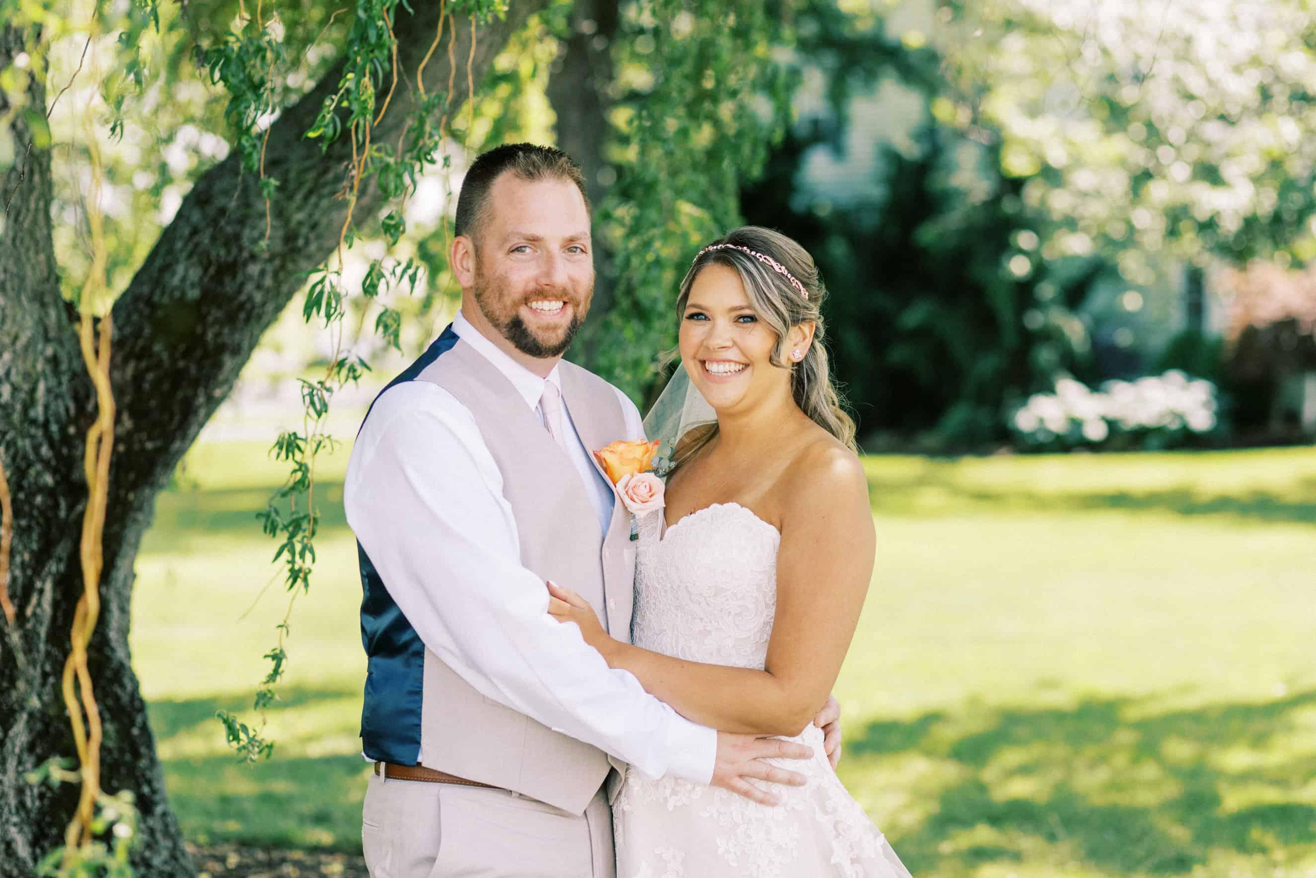 Wedding Photographer Harvest View Barn