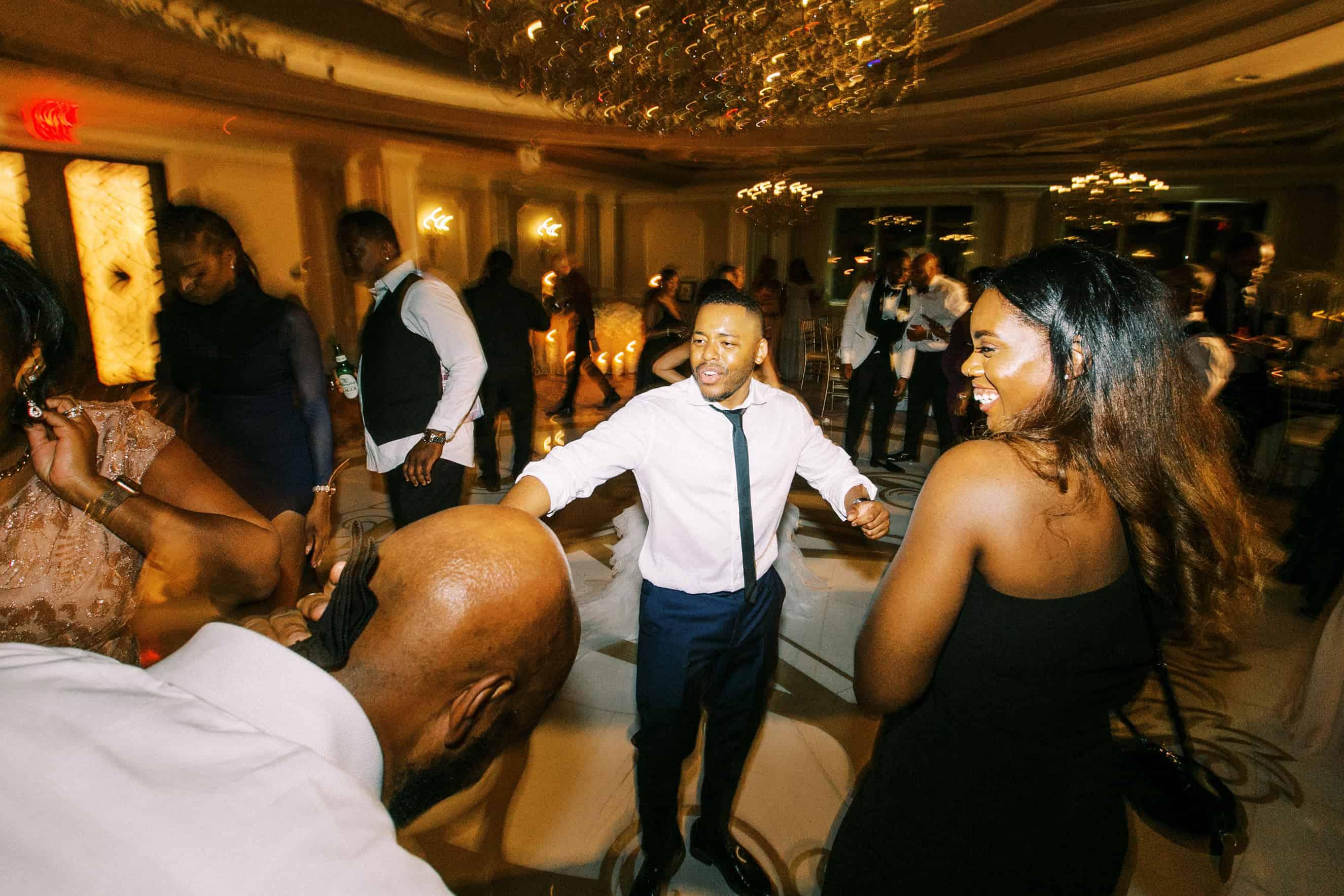 Wedding Reception Spots in Philadelphia