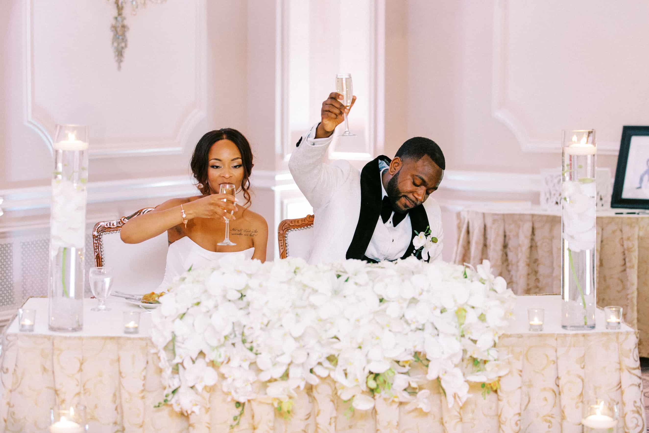 Philadelphia Wedding Ballroom Photography