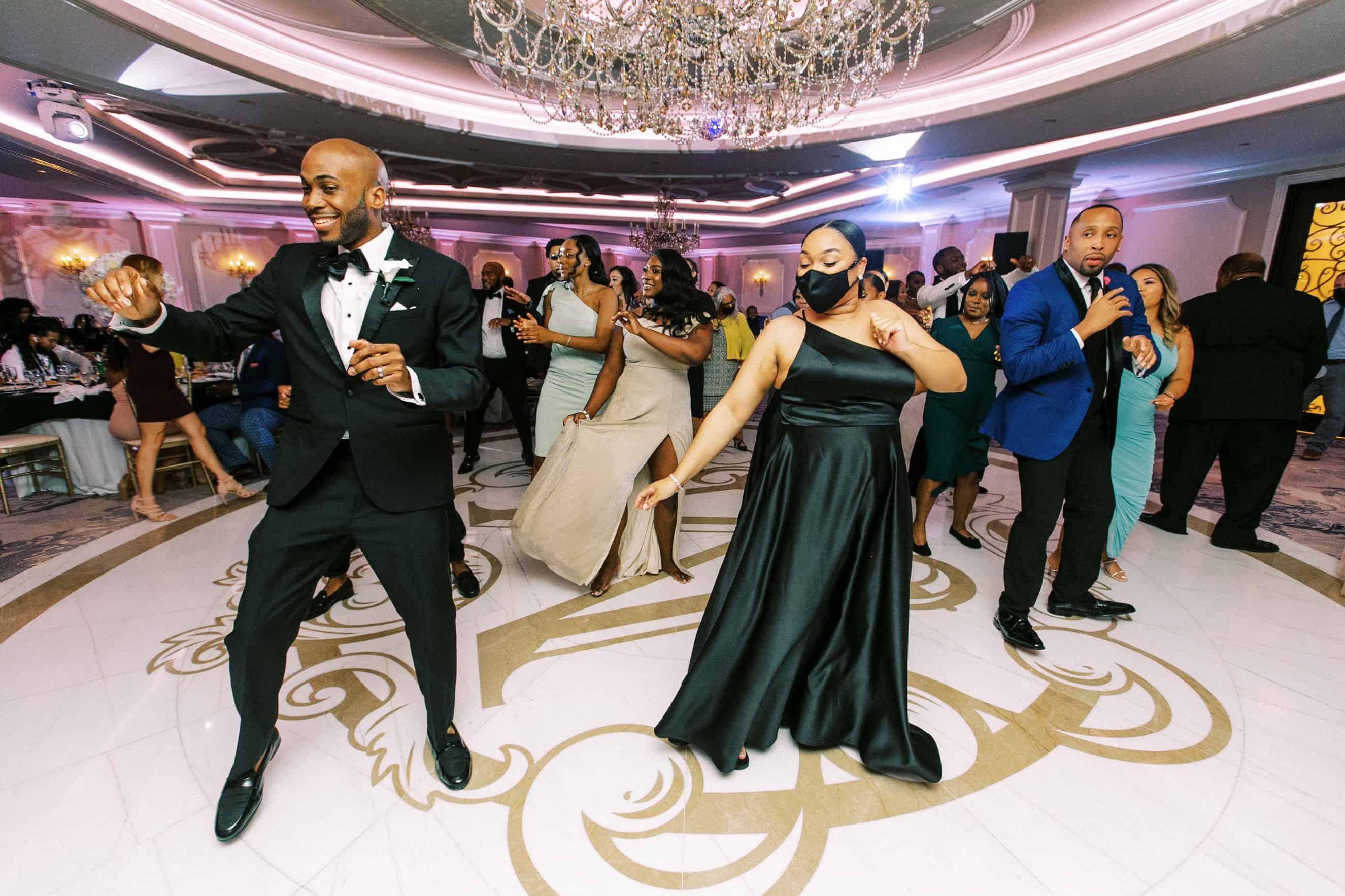 Philadelphia Wedding Ballroom
