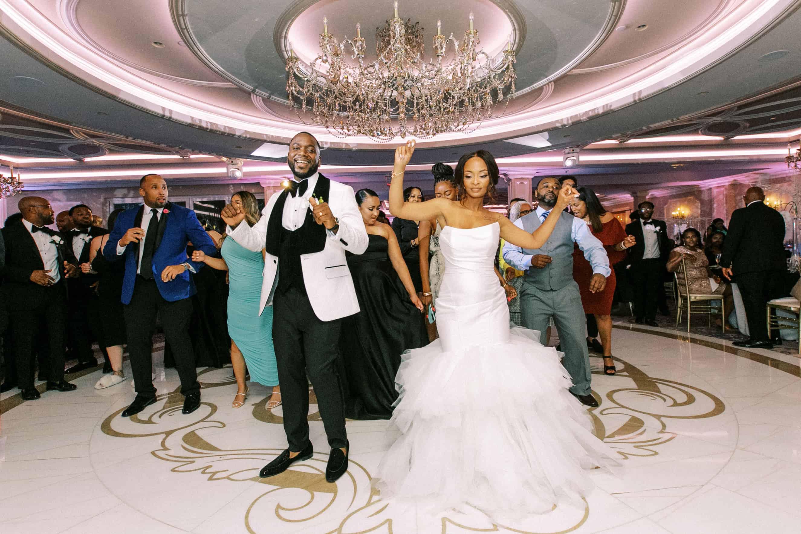 New Jersey Wedding Receptions Location Photos